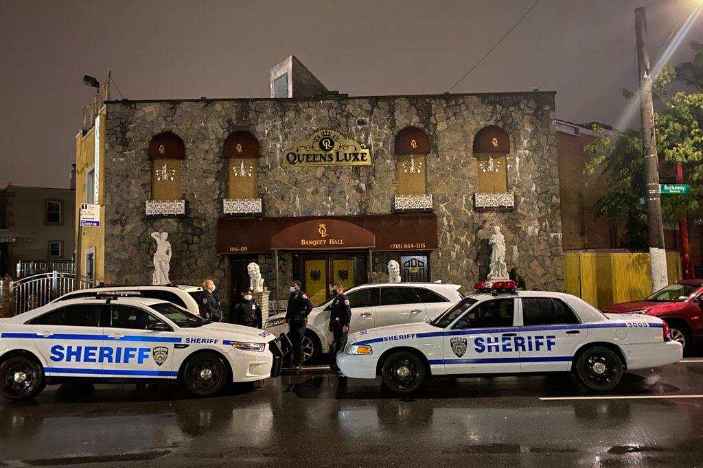 NYC-sheriff-busts-illegal-party-with-more-than-200-people-at-Queens-venue