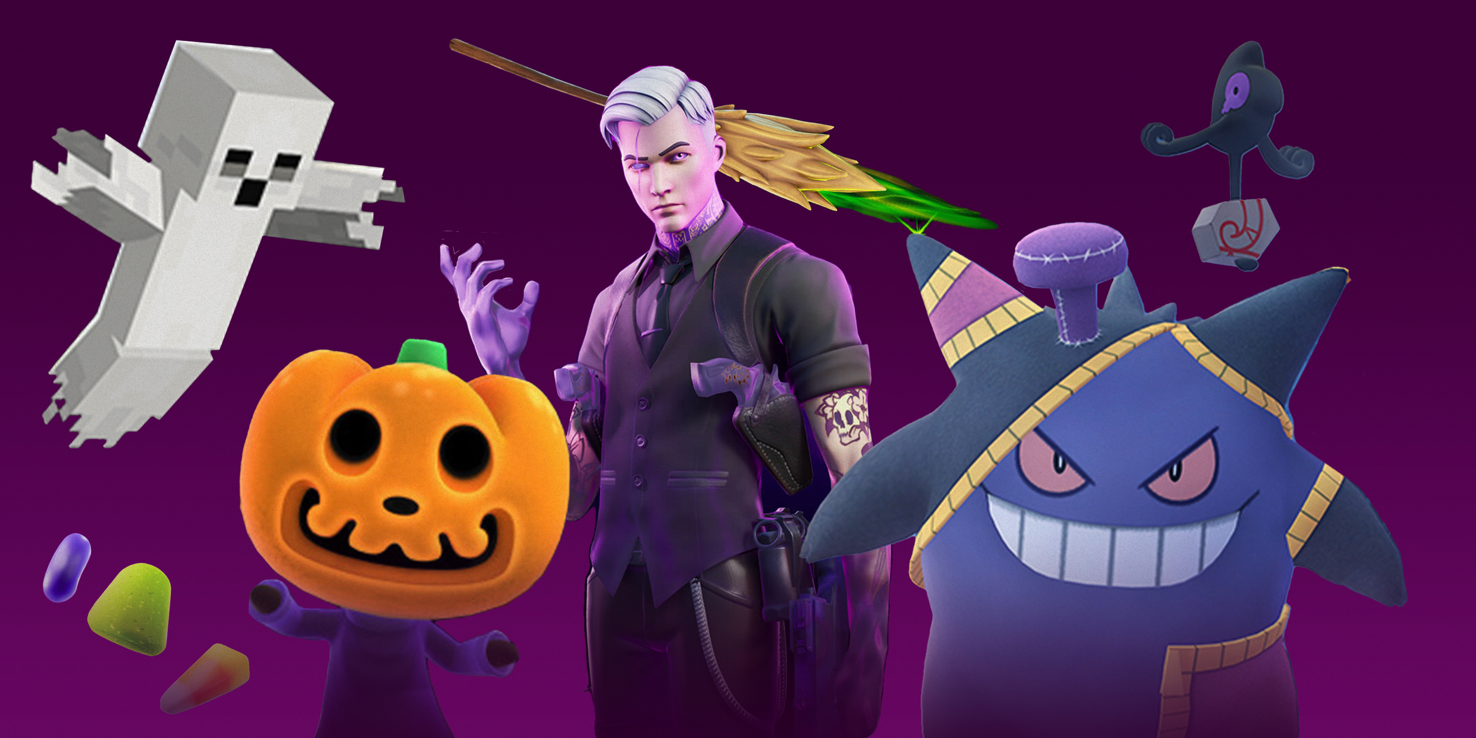 Games Like Roblox For Nintendo Switch Halloween Events In Minecraft Pokemon Go Fortnite Roblox