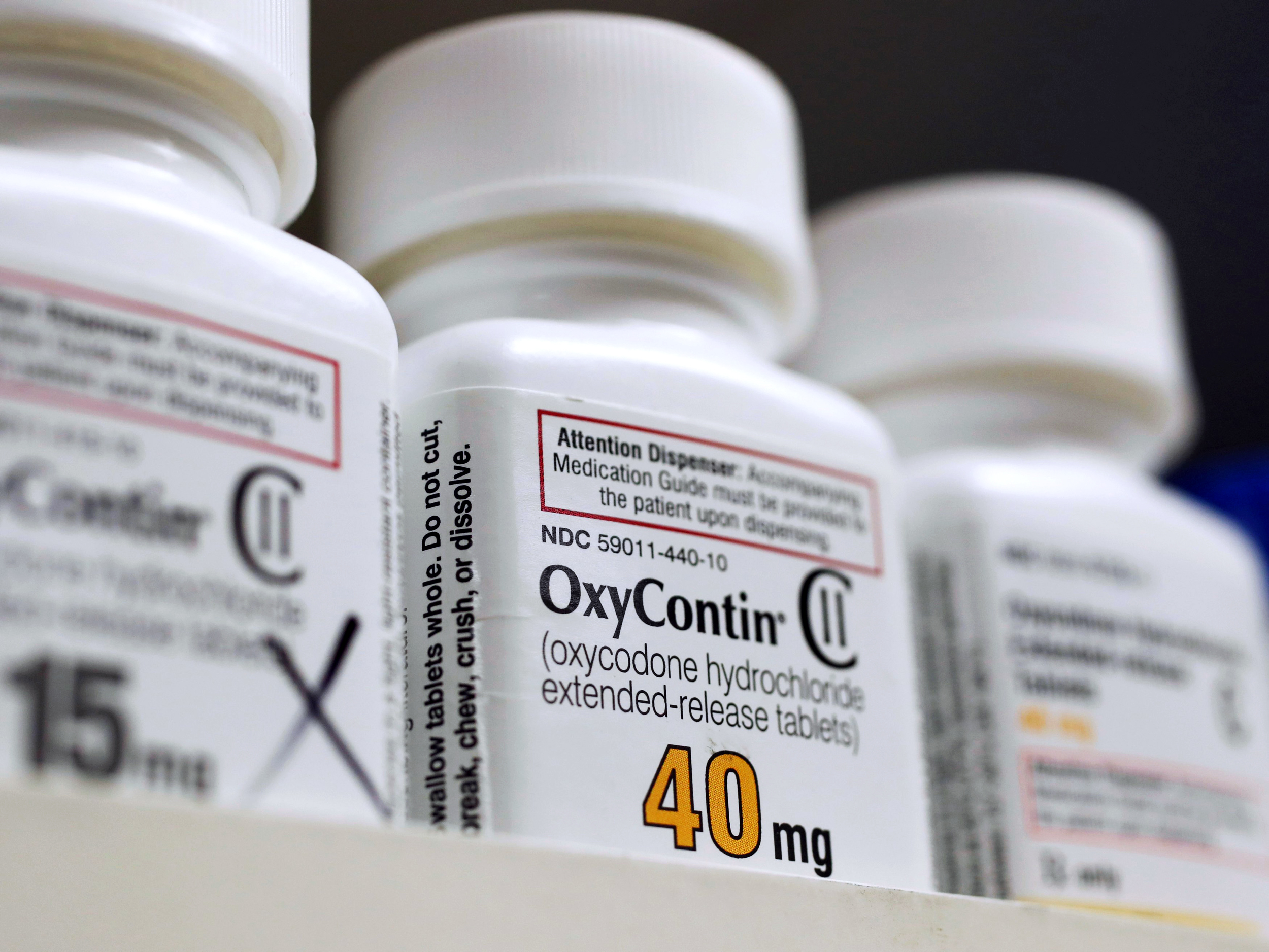Judge will approve Purdue Pharma bankruptcy that shields Sacklers from opioid lawsuits