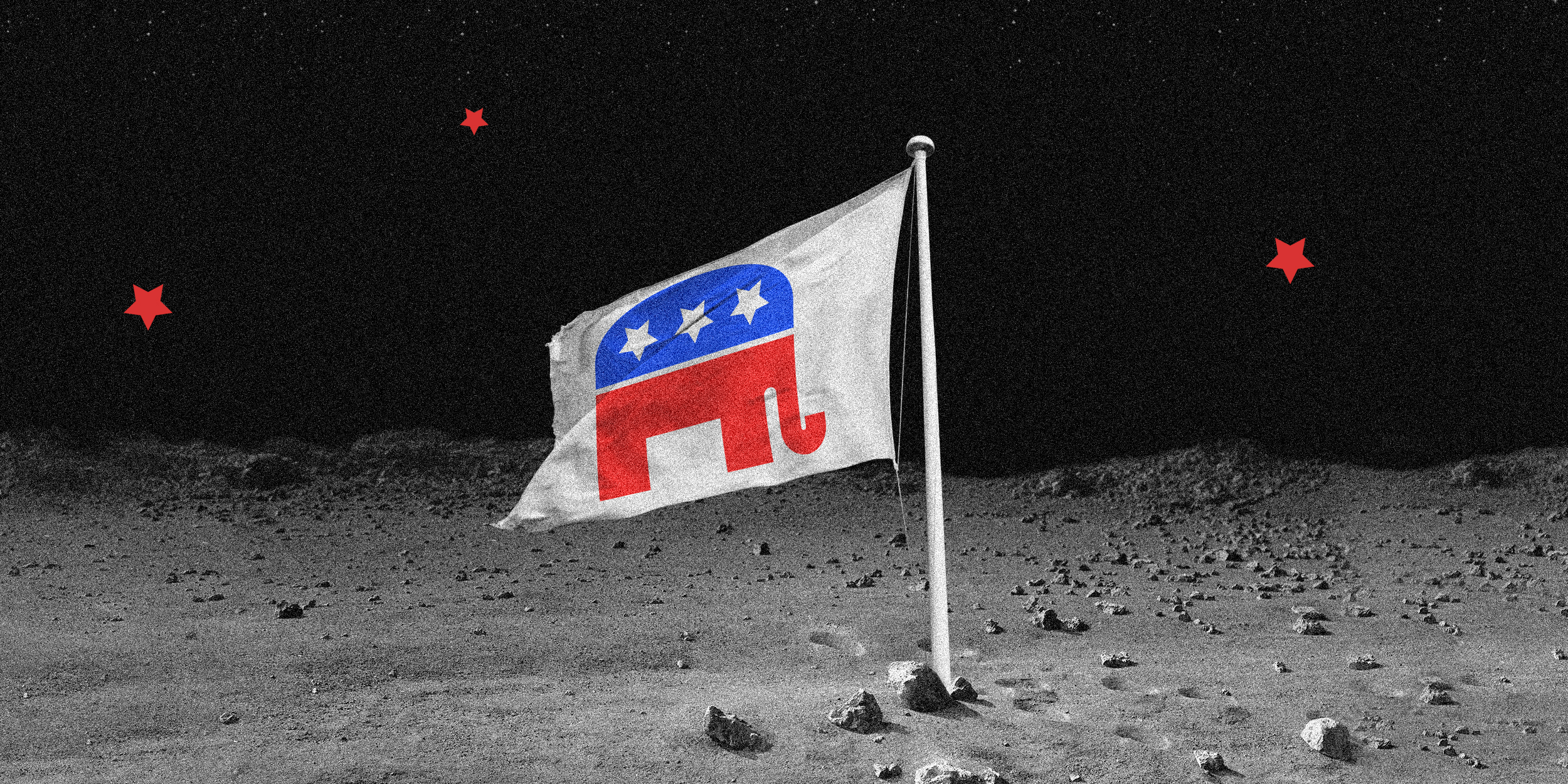 The GOP is making me resent the moon — and I'm furious