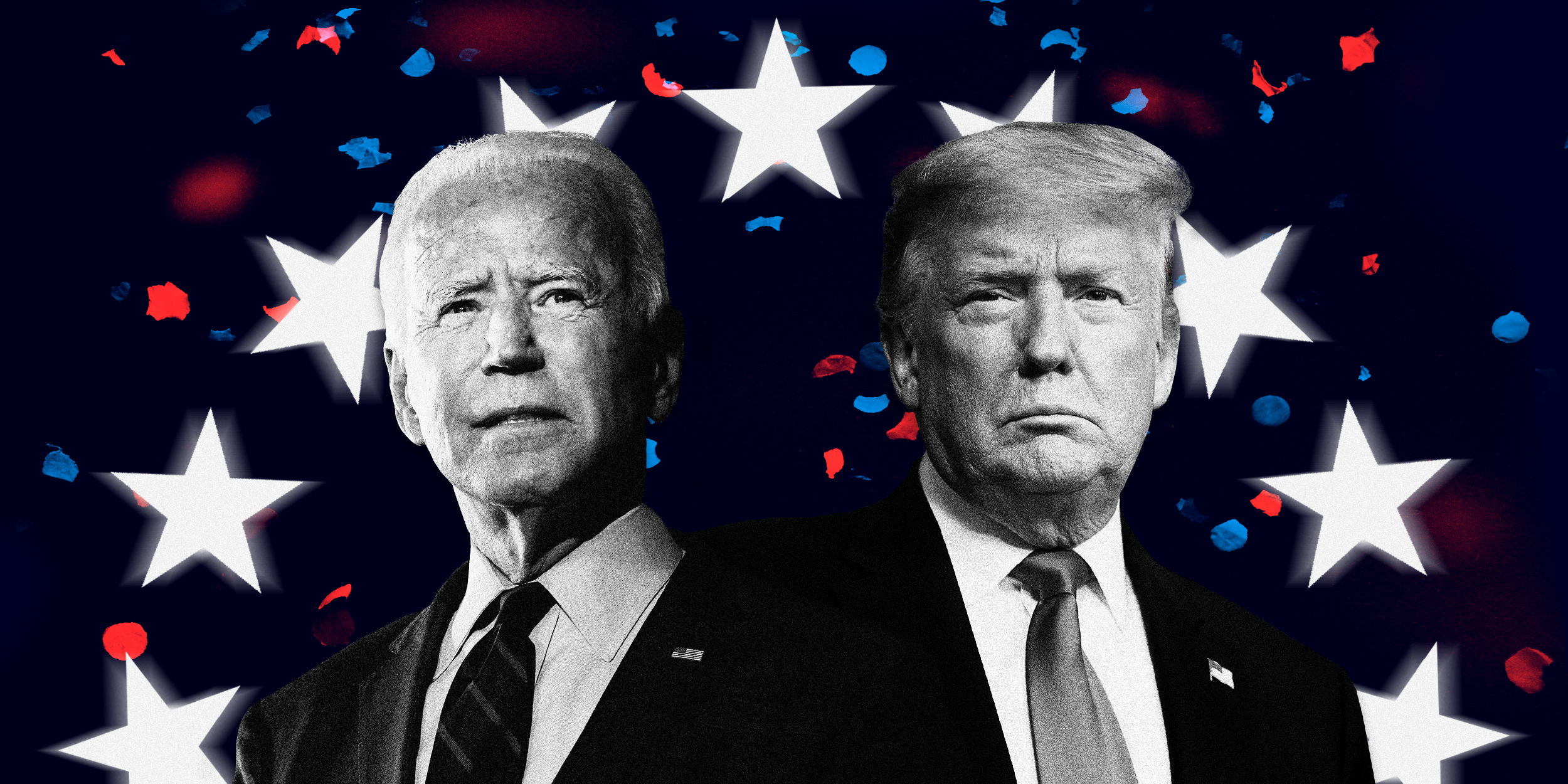 Donald count vs hillary vote 2016 United
