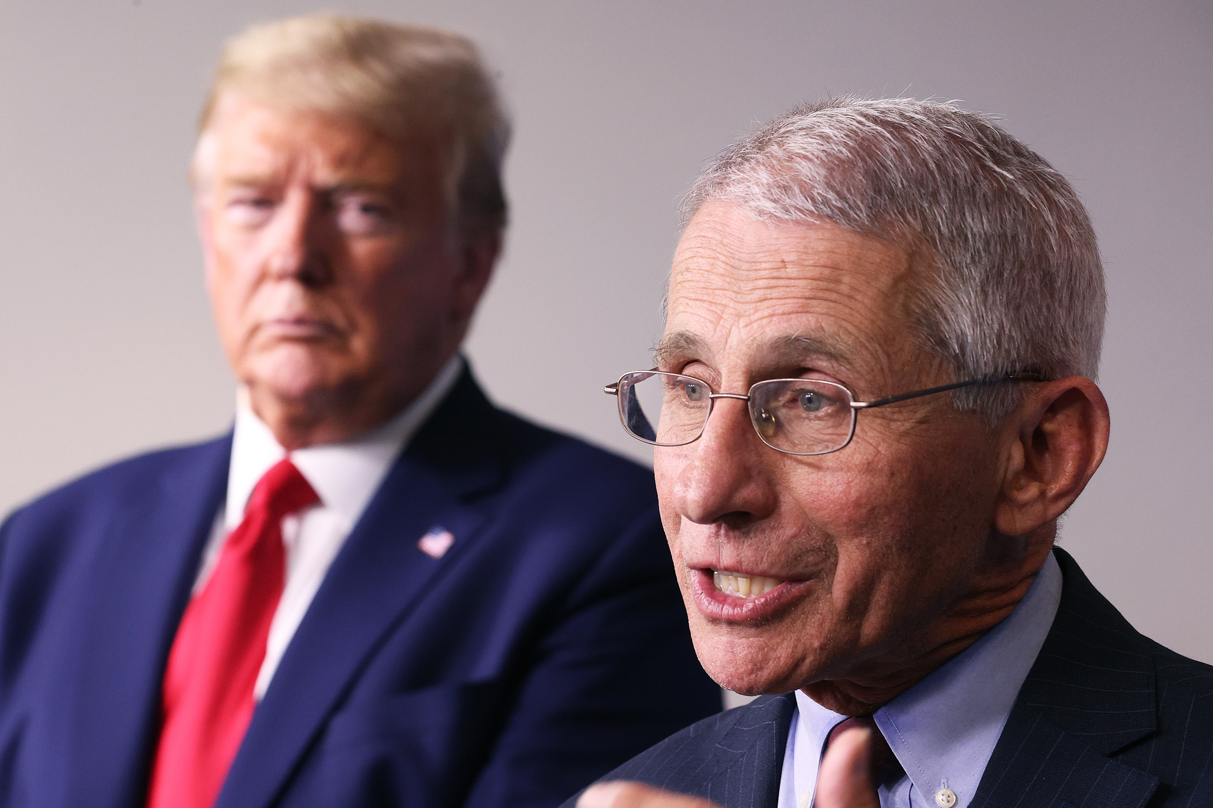 White House blasts Fauci after he says U.S. is 'poorly' prepared for  Covid-19 winter