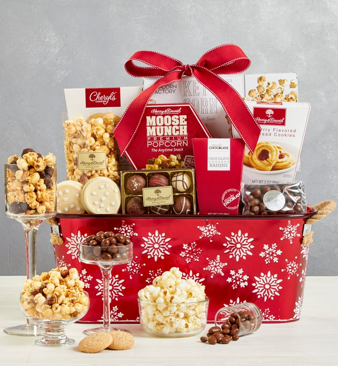 30 Holiday Gift Baskets For Everyone On Your List Today