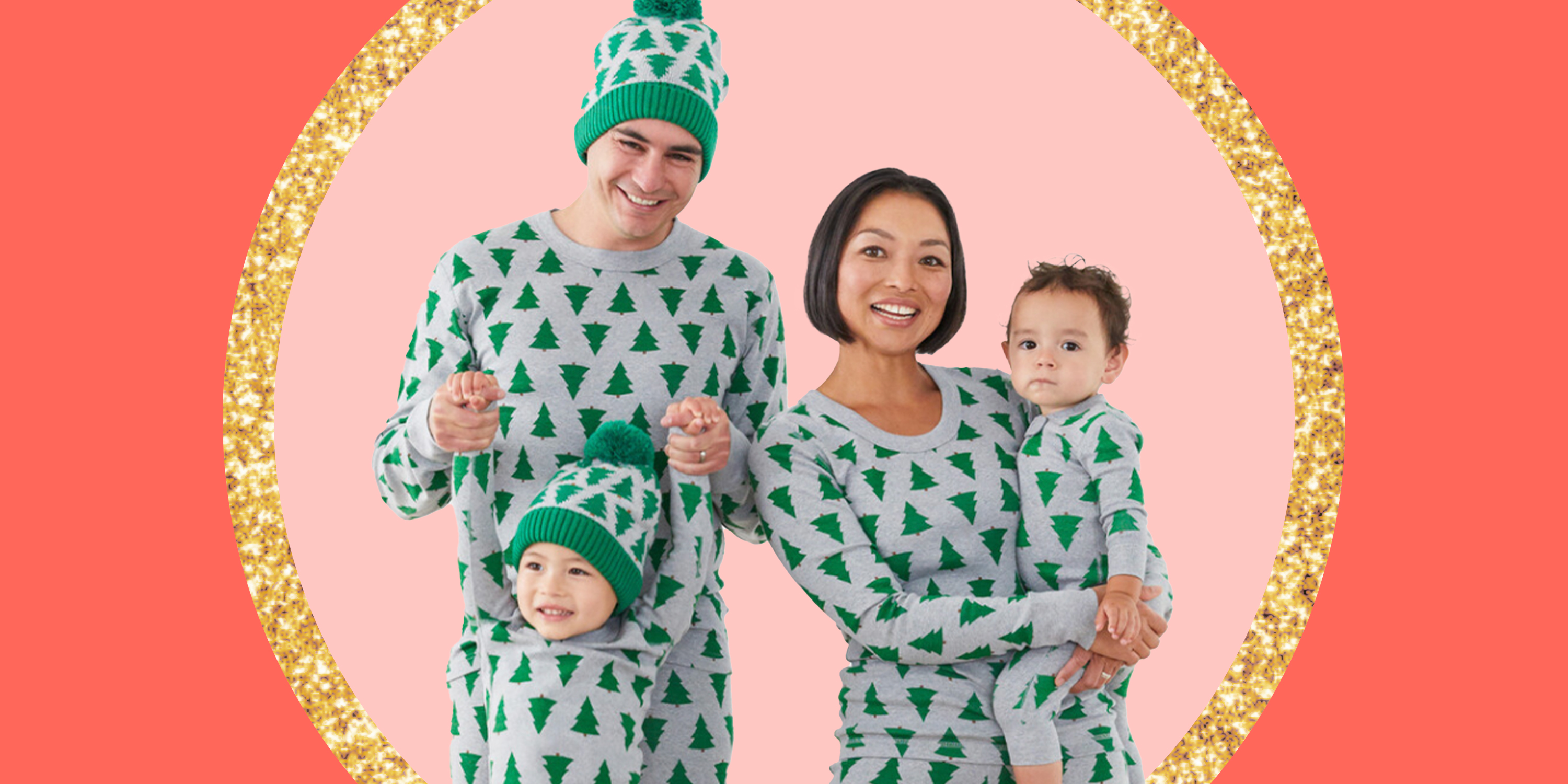 Little Pajamas Holiday Family Matching Pajamas Sets Toddler Pjs Sleepwear