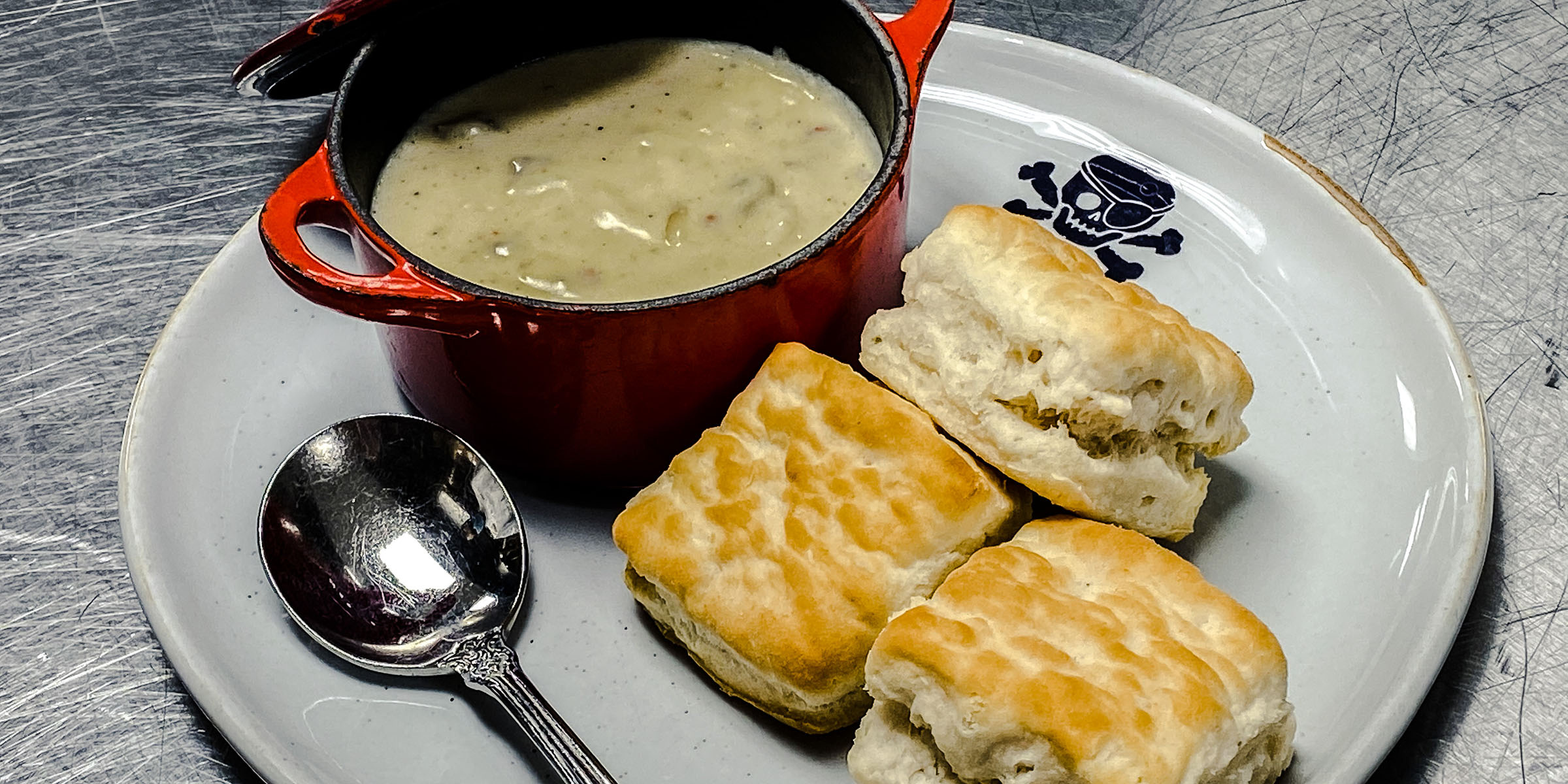 How to make the sausage gravy from Legoland's breakfast buffet
