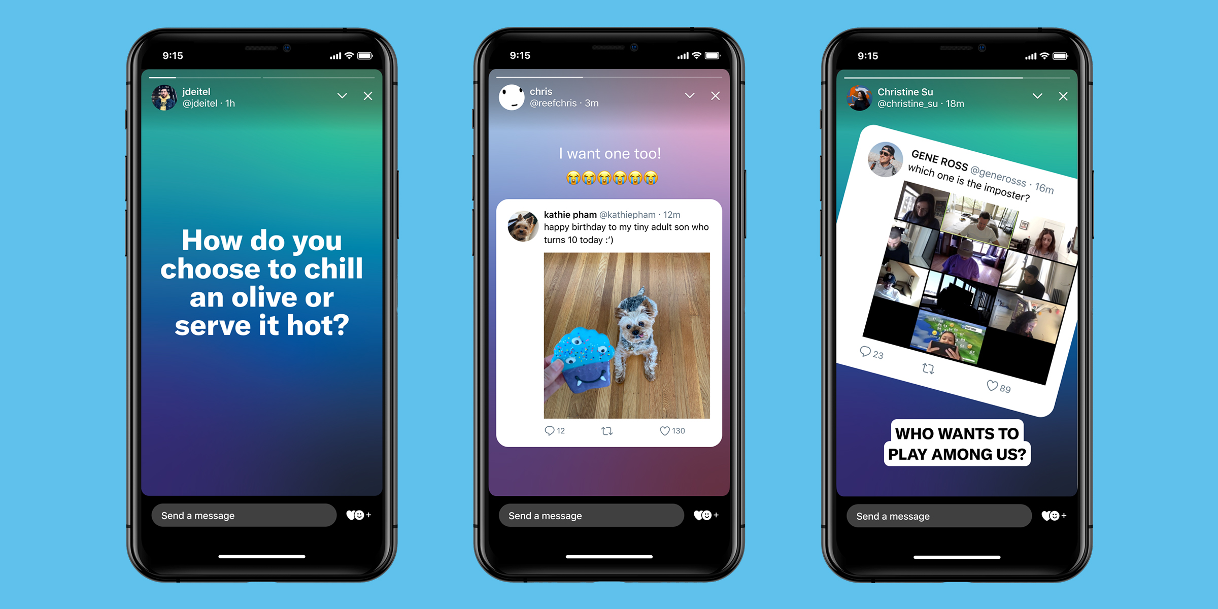Twitter Fleets — how to use the social platform's new feature