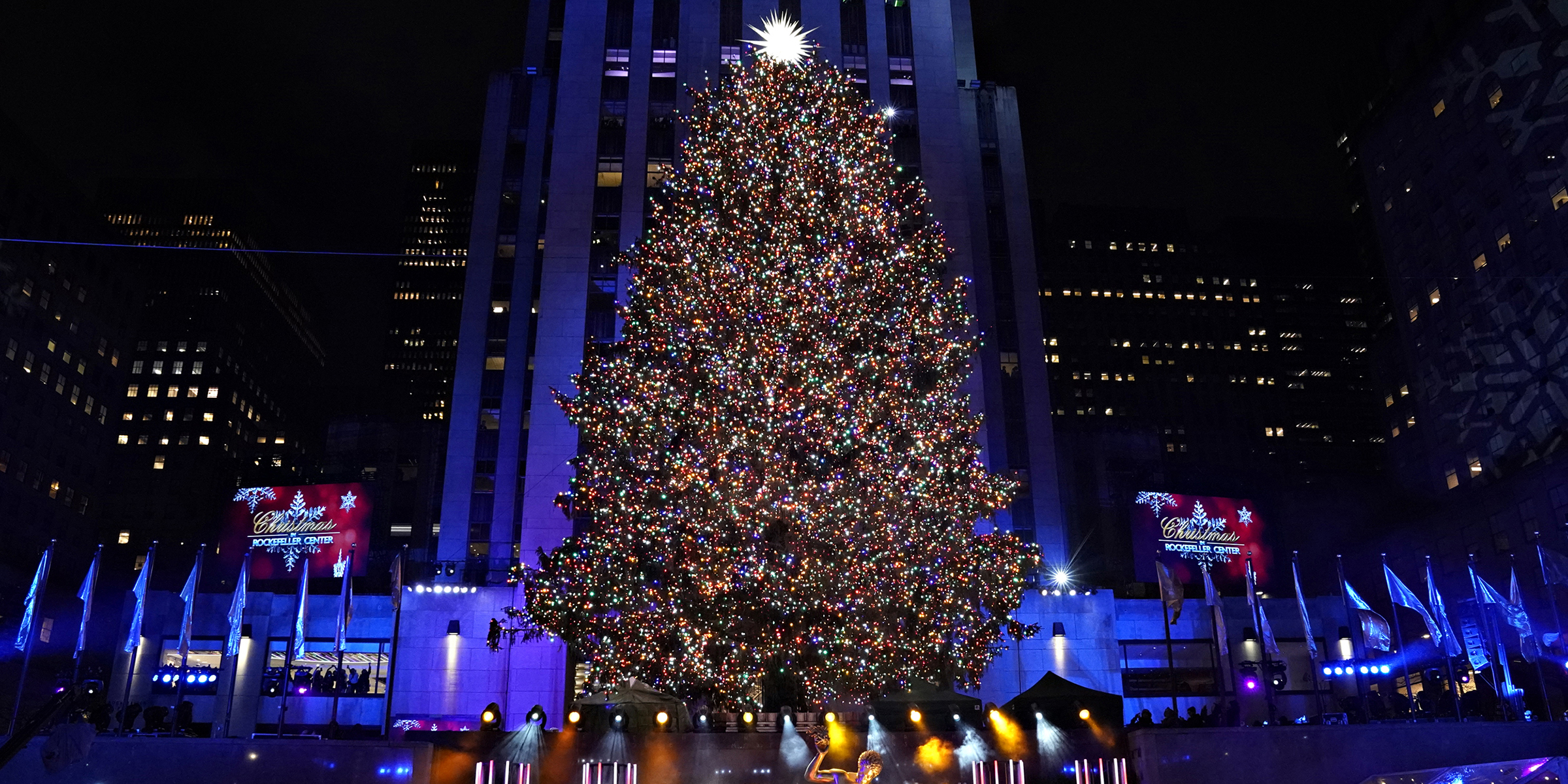 Download Rockefeller Christmas Tree 2019
