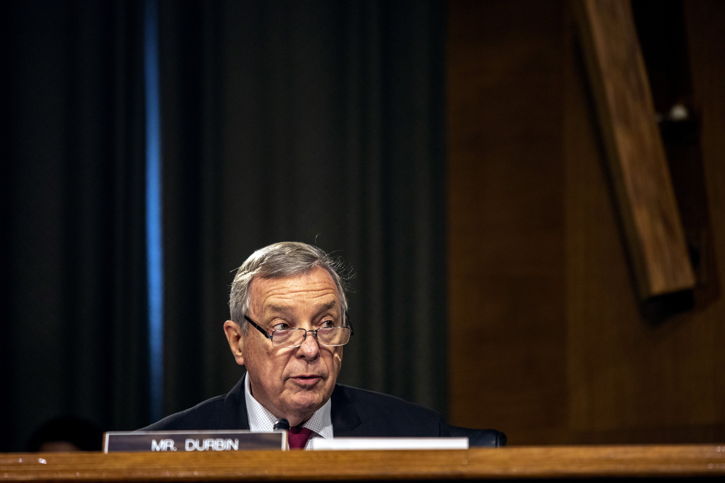Some-Senate-Democrats-question-Durbin's-bid-to-helm-Judiciary-Committee