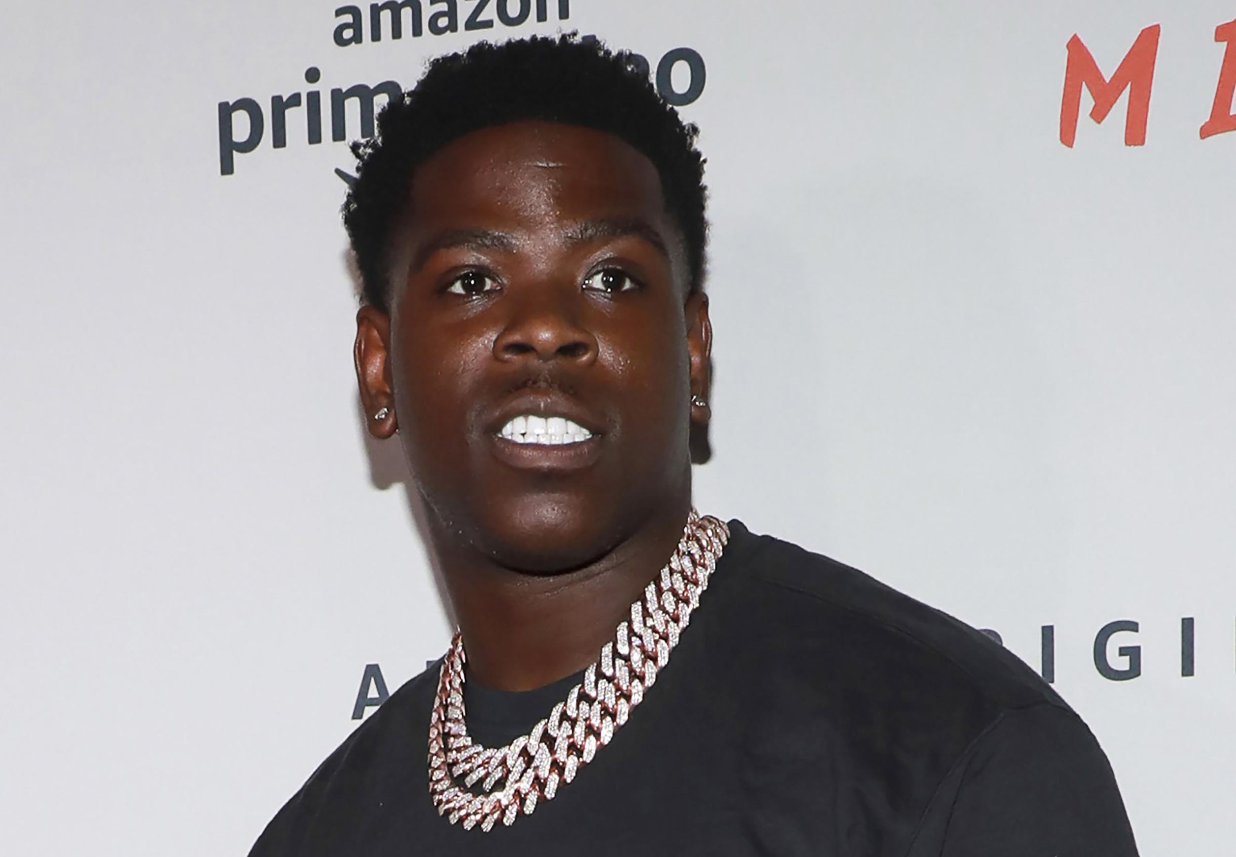 Rapper Casanova Surrenders In Alleged Gang Case