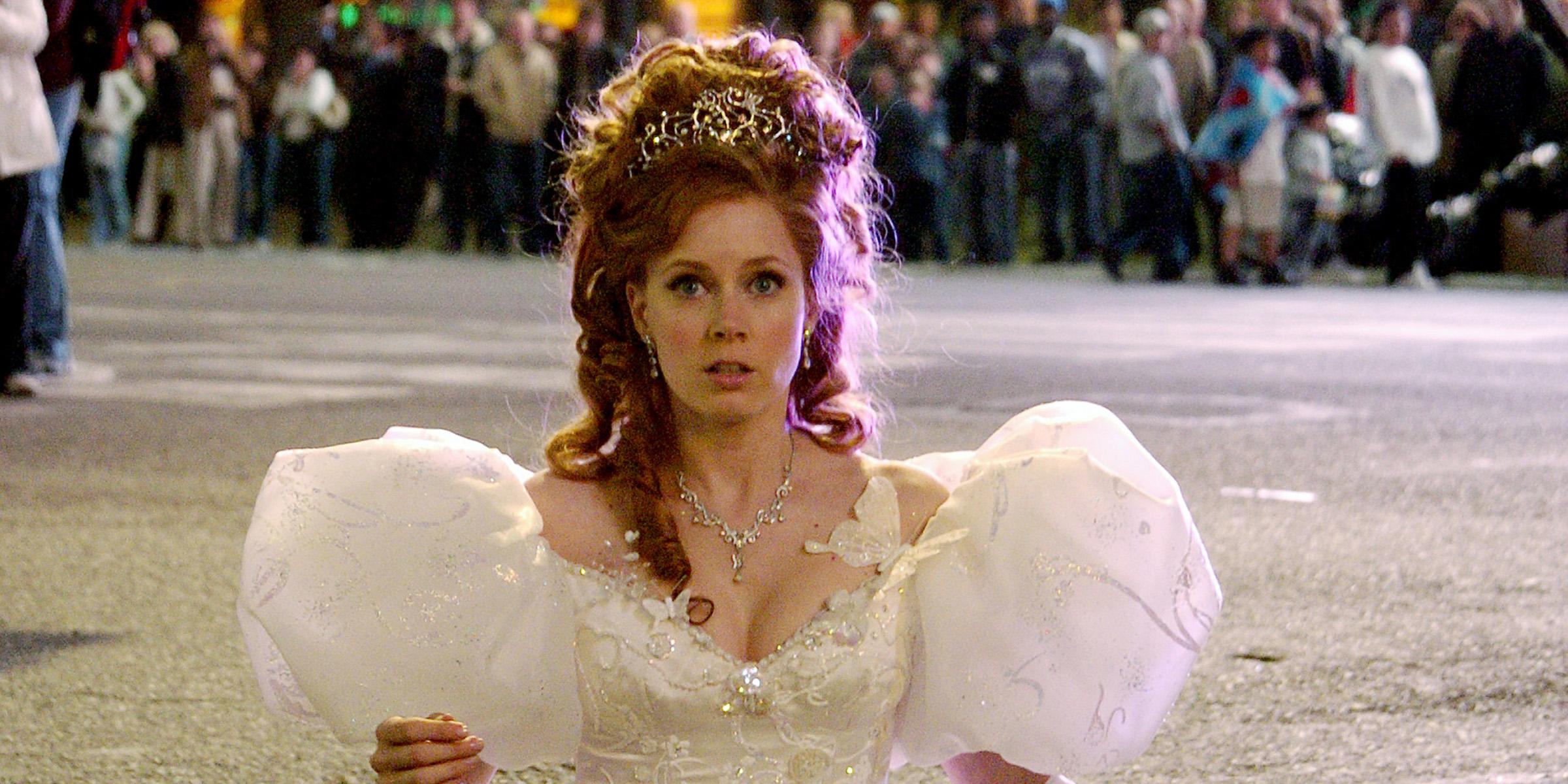 Disney announces 'Enchanted' sequel starring Amy Adams