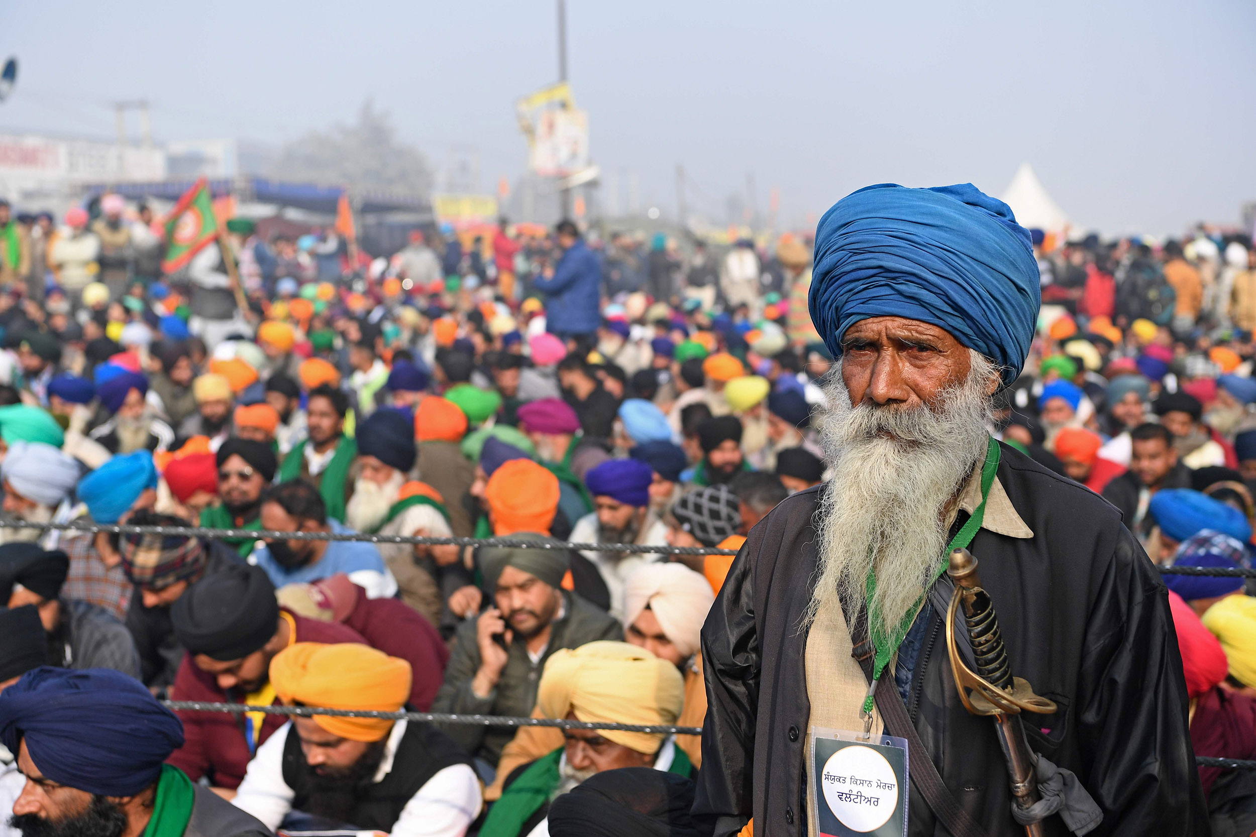 Farmers protest across India against laws liberalizing agricultural markets