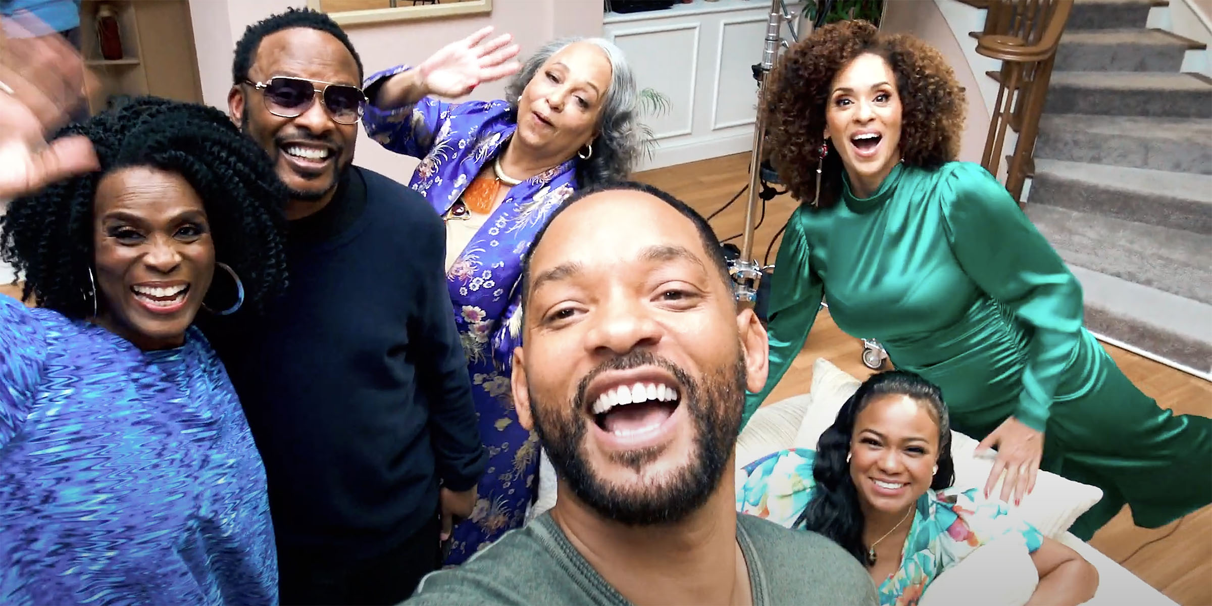 Will Smith shares 'everything you didn't see' from 'Fresh Prince ...