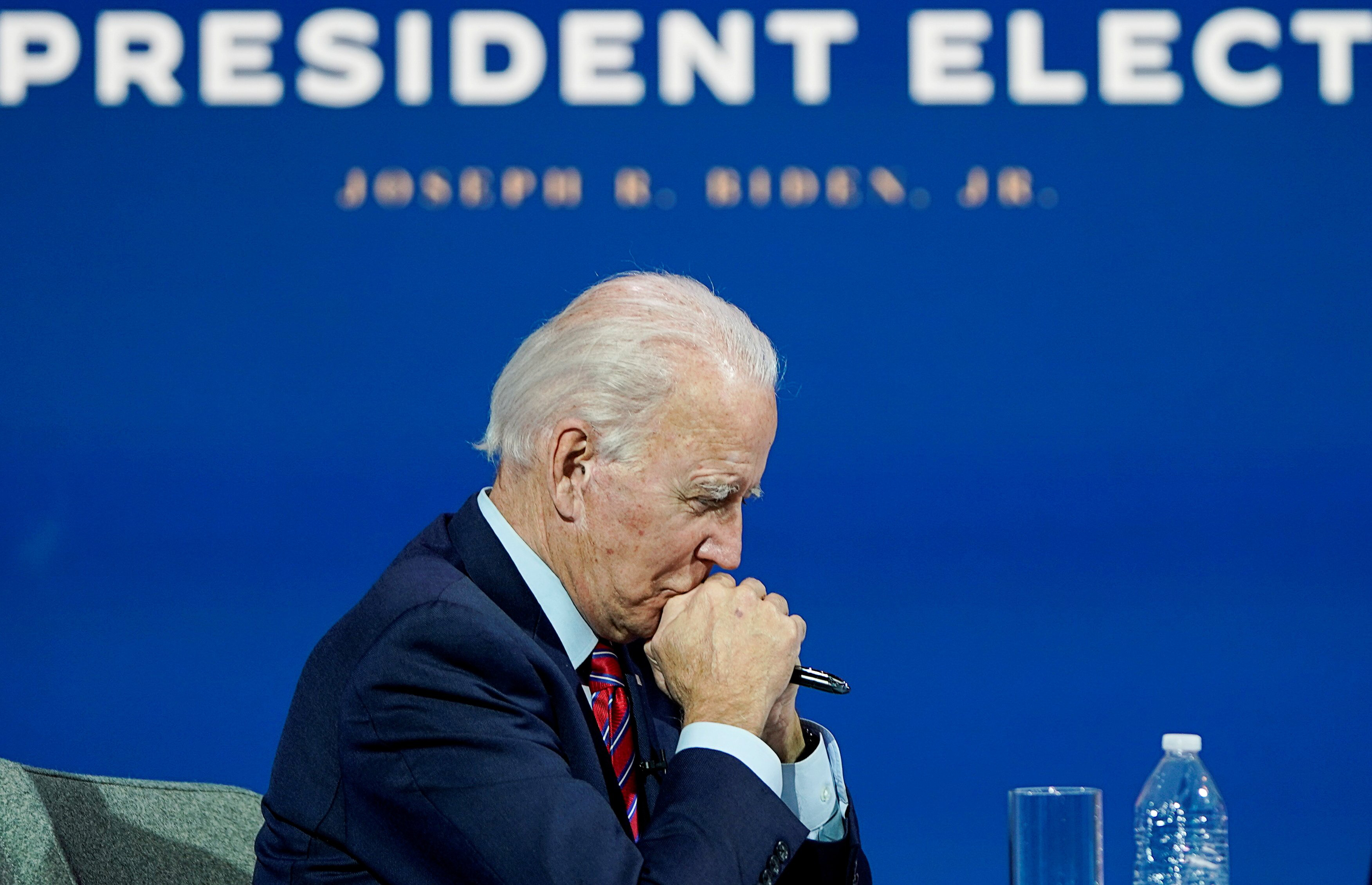 Biden transition team criticizes cooperation from Pentagon