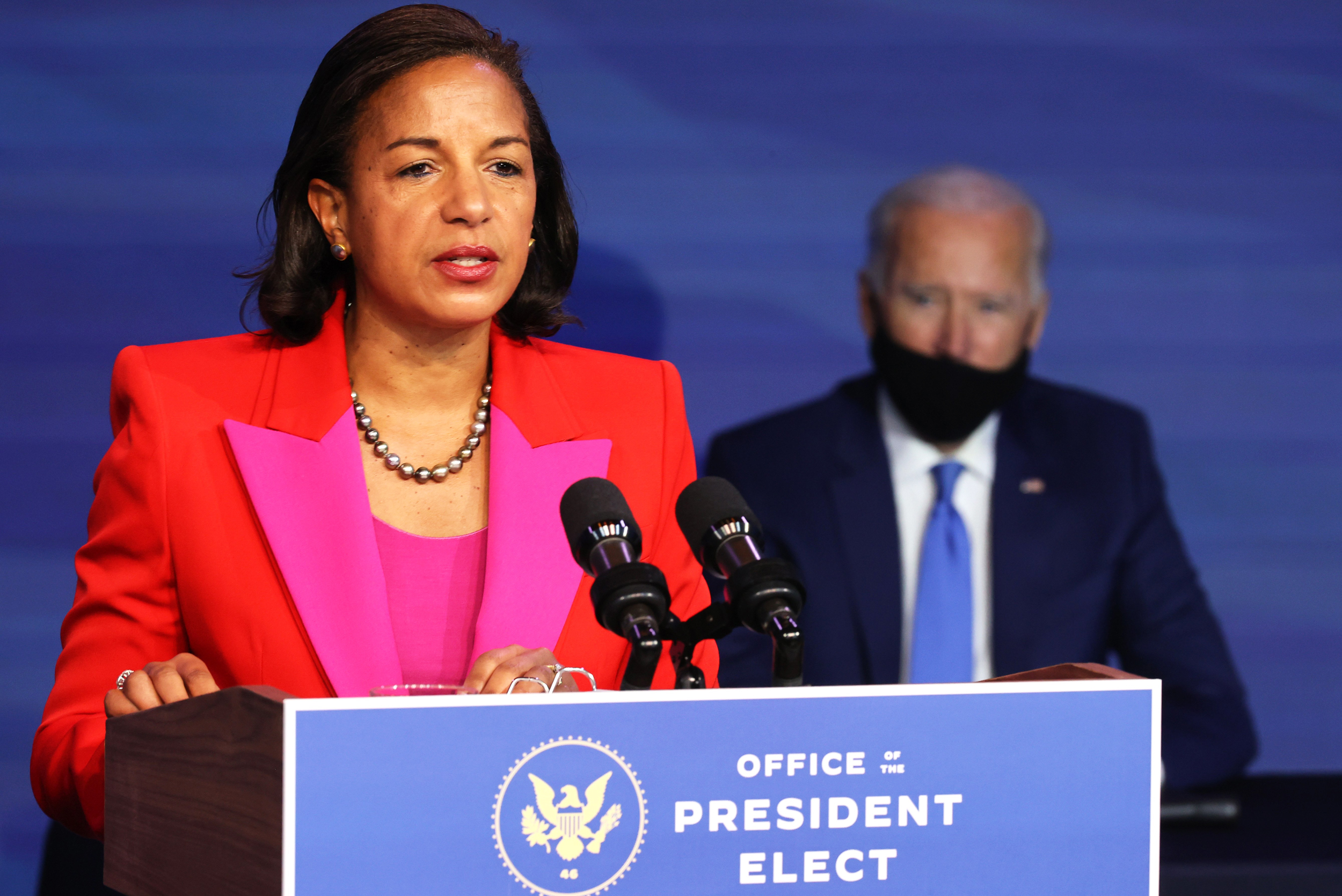 Biden looks to Susan Rice to elevate low-profile Domestic Policy Council