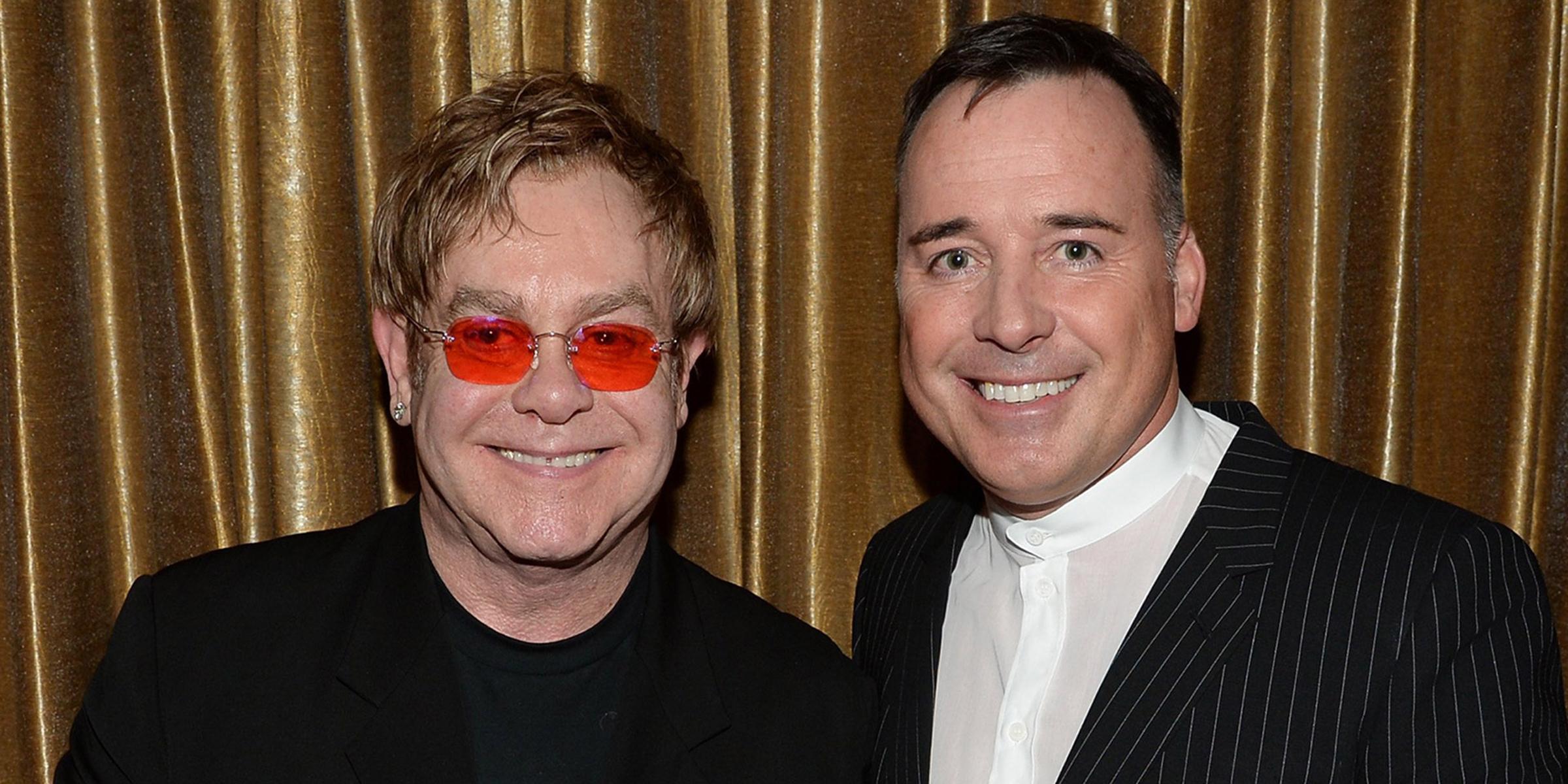 Elton John S Husband David Furnish Celebrates 15th Anniversary