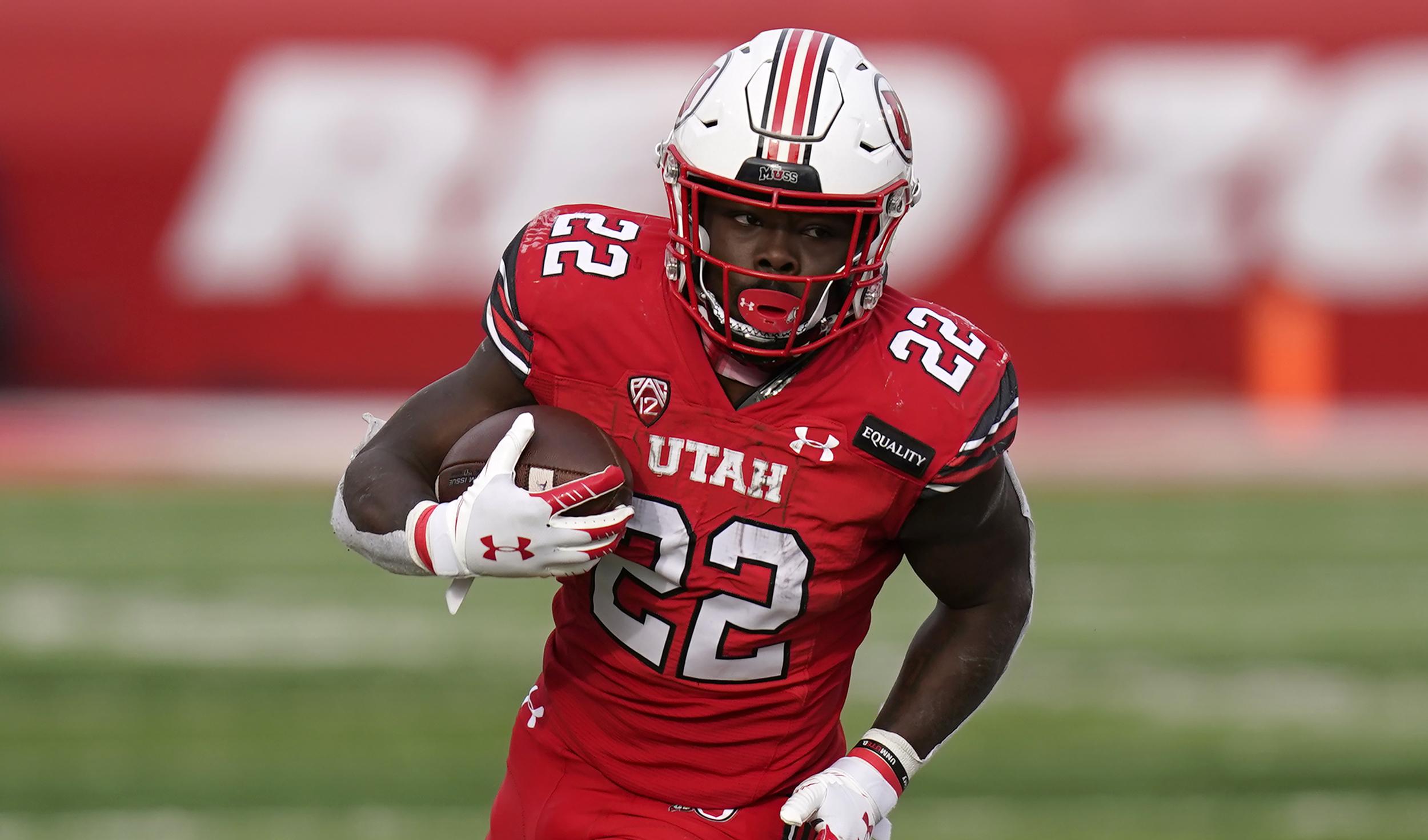 Utah football player Ty Jordan, Pac-12 offensive freshman of the year, dies