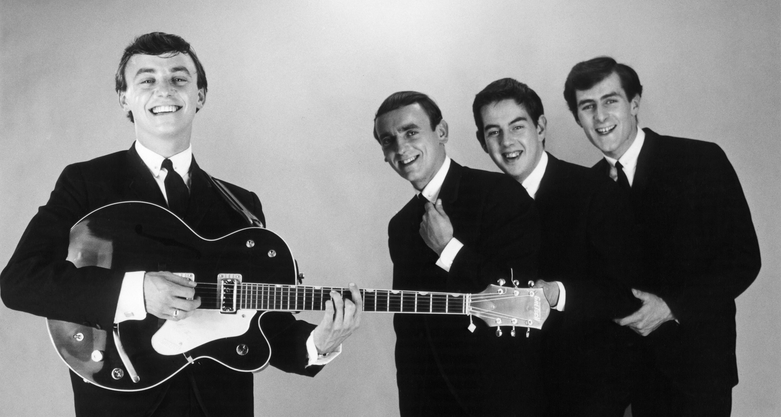 Gerry Marsden, singer for Gerry and the Pacemakers, dies at 78