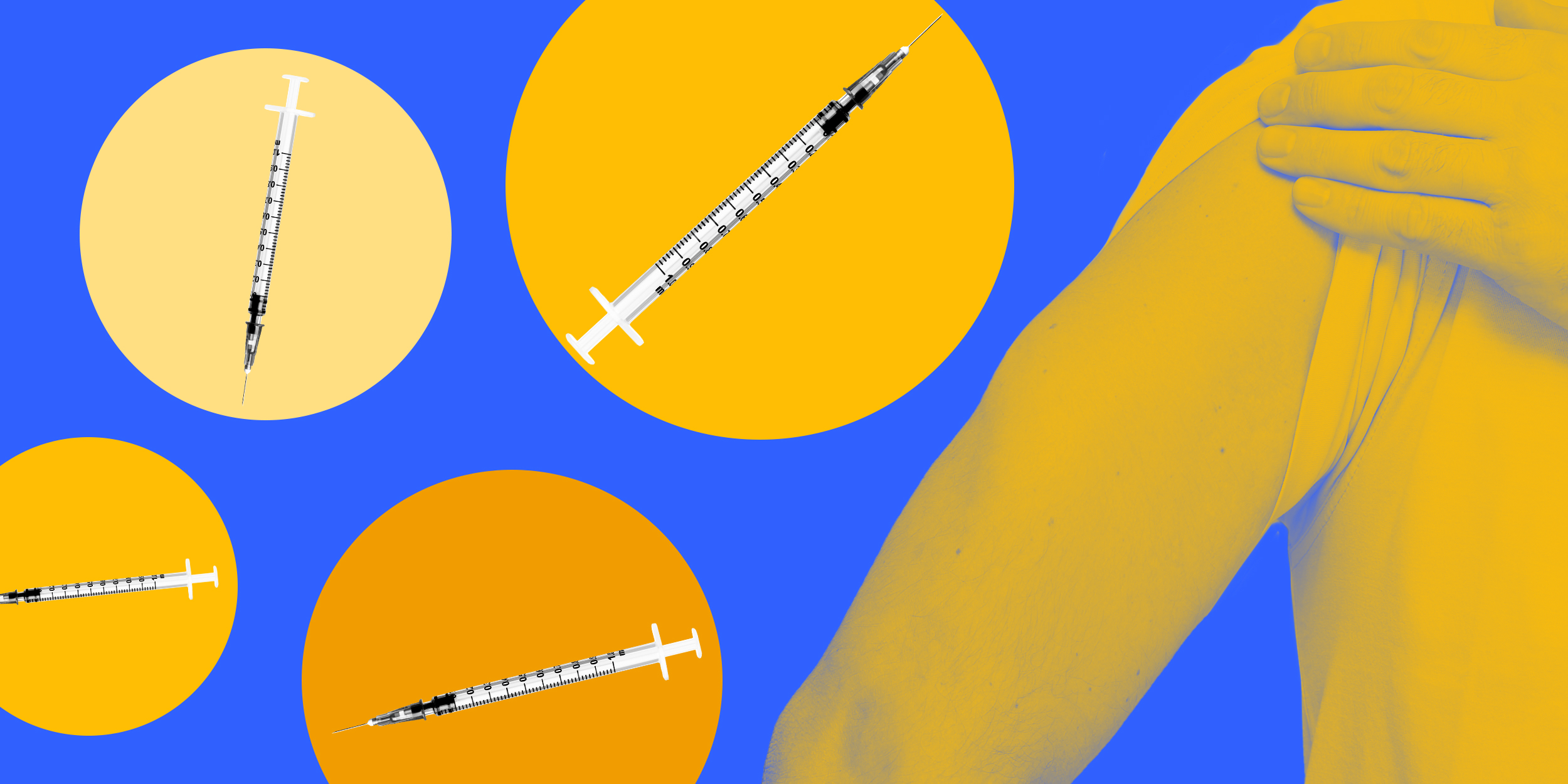 Why is America's vaccine plan failing so badly? Ask President Trump