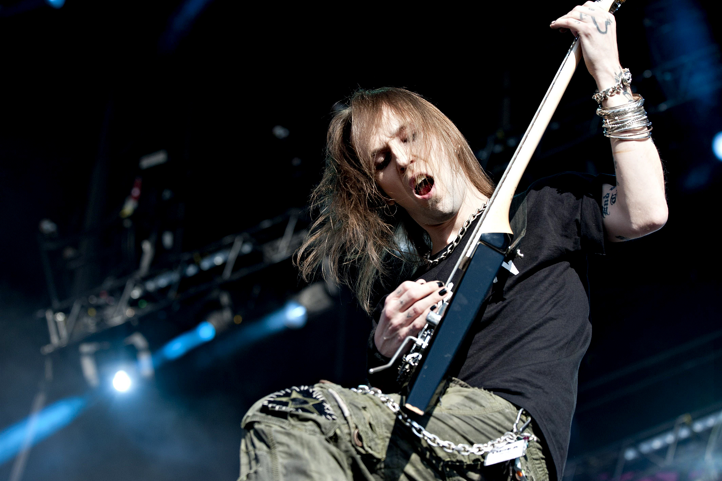 Alexi Laiho, former Children of Bodom singer, dies at 41