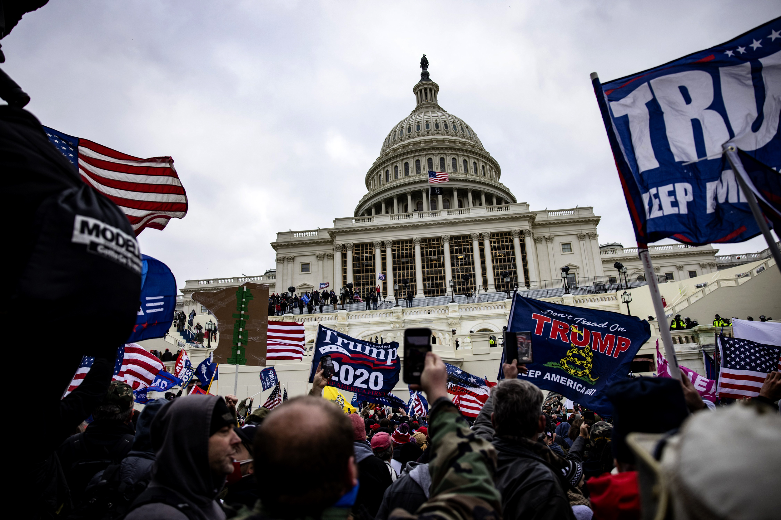 Image result for capitol unrest