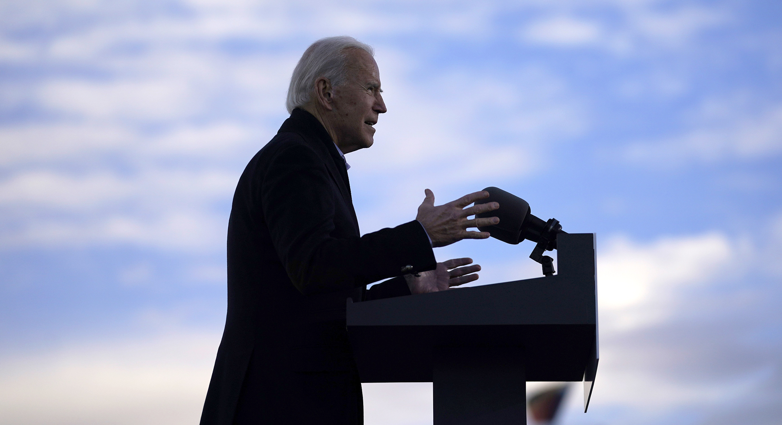 Joe Biden wants to set aside deficit concerns to invest in ailing U.S.  economy