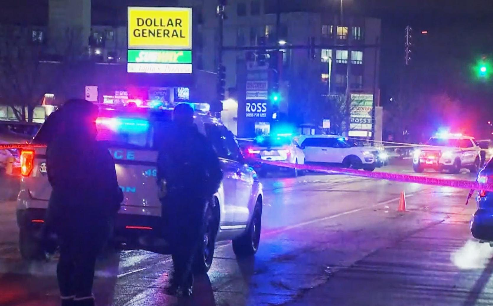 Gunman on 'murderous rampage' leaves at least three dead in Illinois