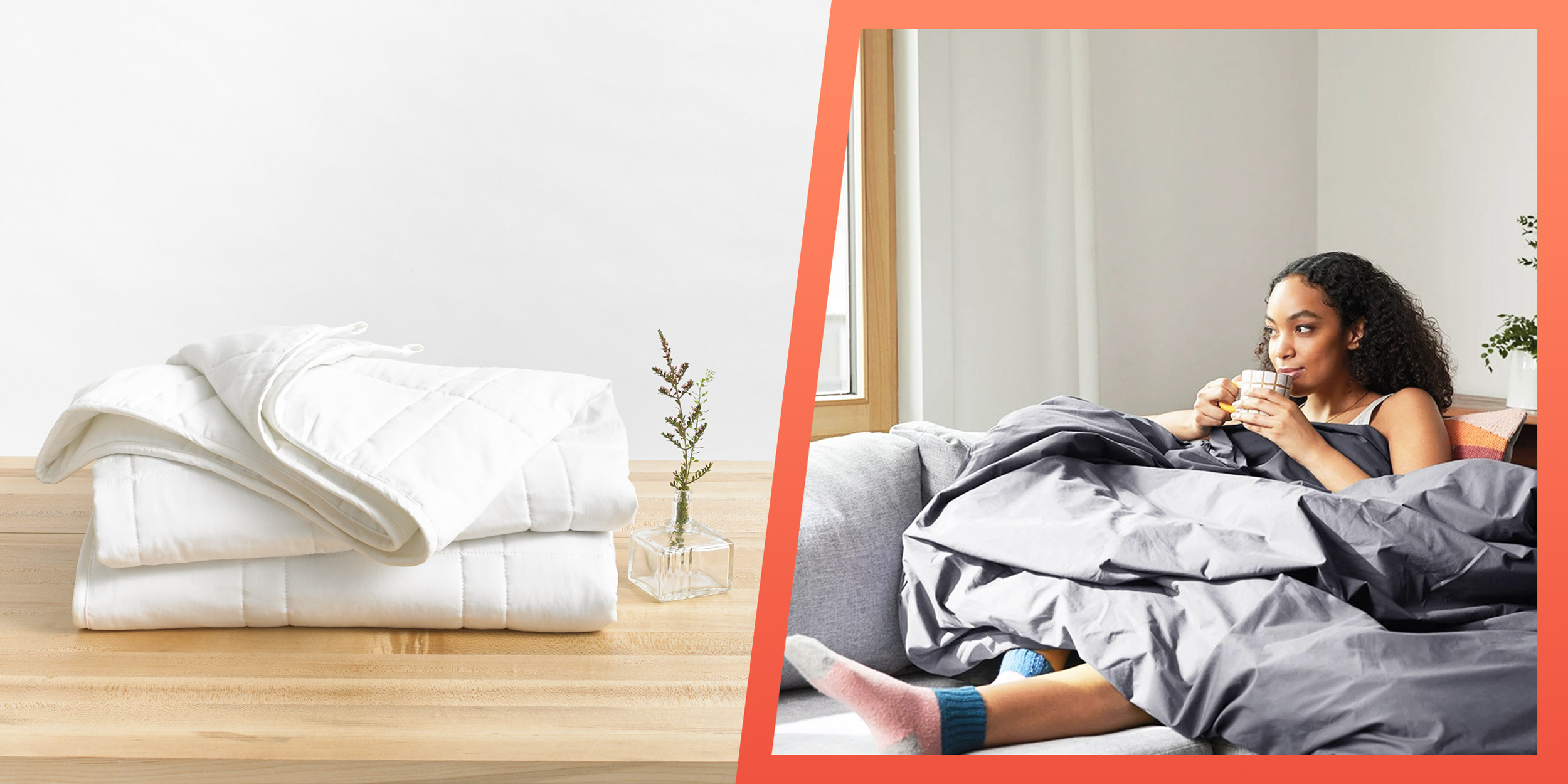 11 Best Weighted Blankets And Weighted Comforters Of 2021