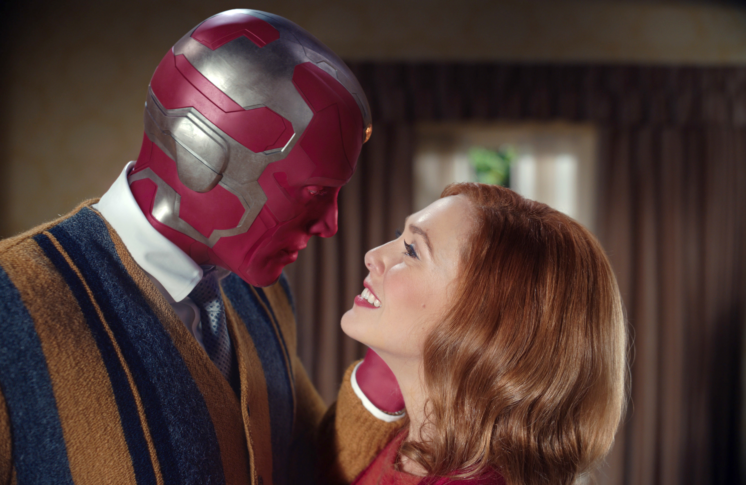 WandaVision' on Disney+ is Marvel's first (and very weird) attempt at prestige TV
