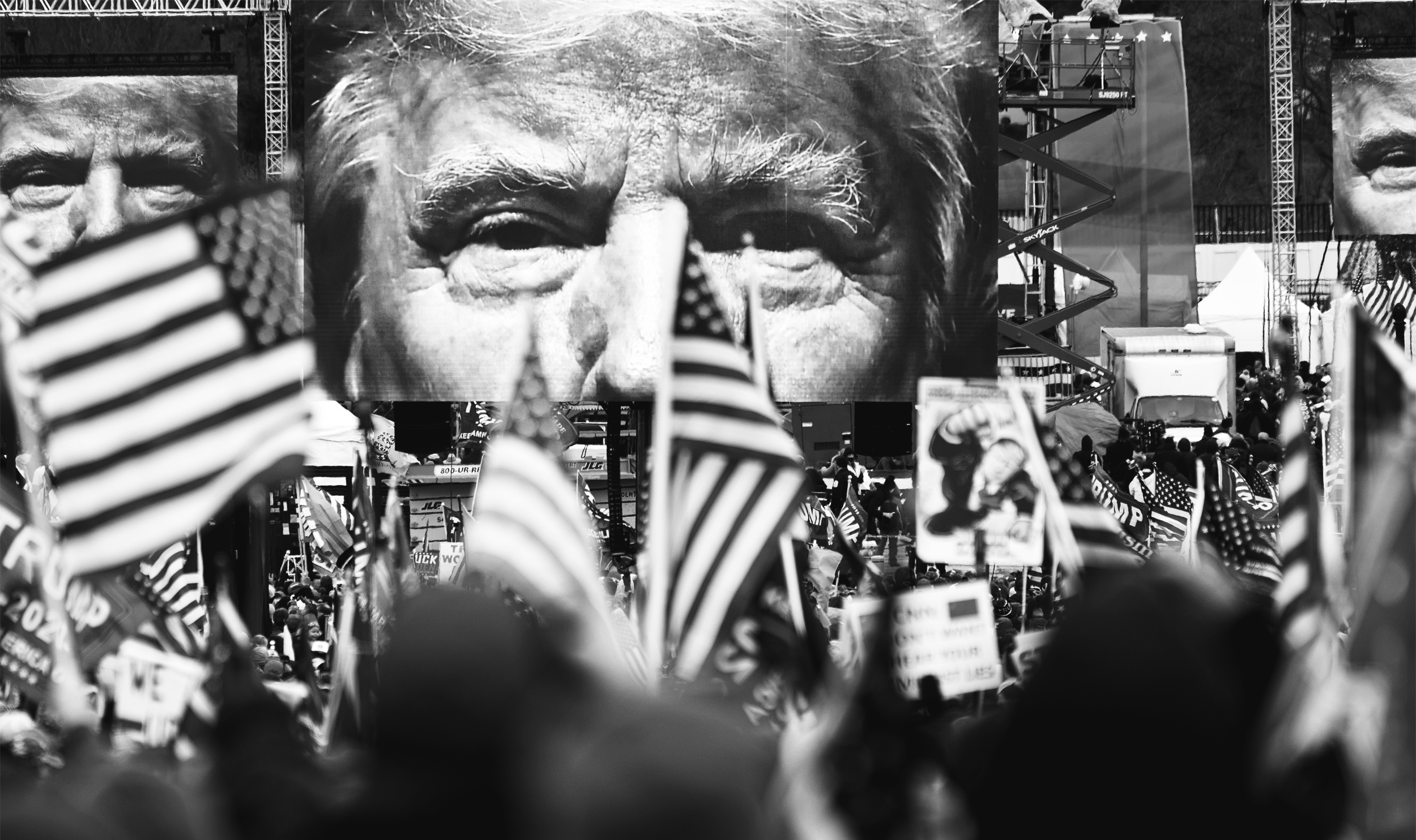 The Trump-fueled riot shocked America. To some, it was a long time coming.