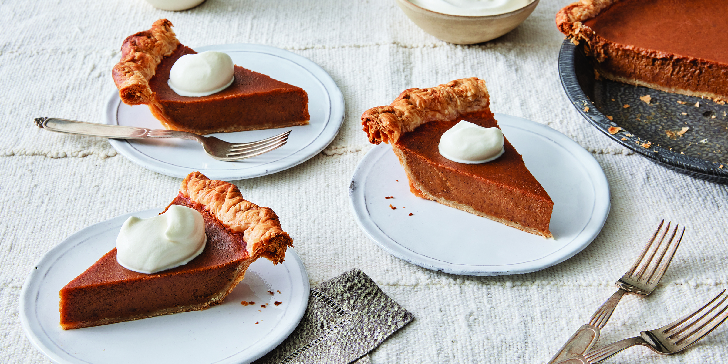 Allspice takes this sweet potato pie to a whole other flavor level