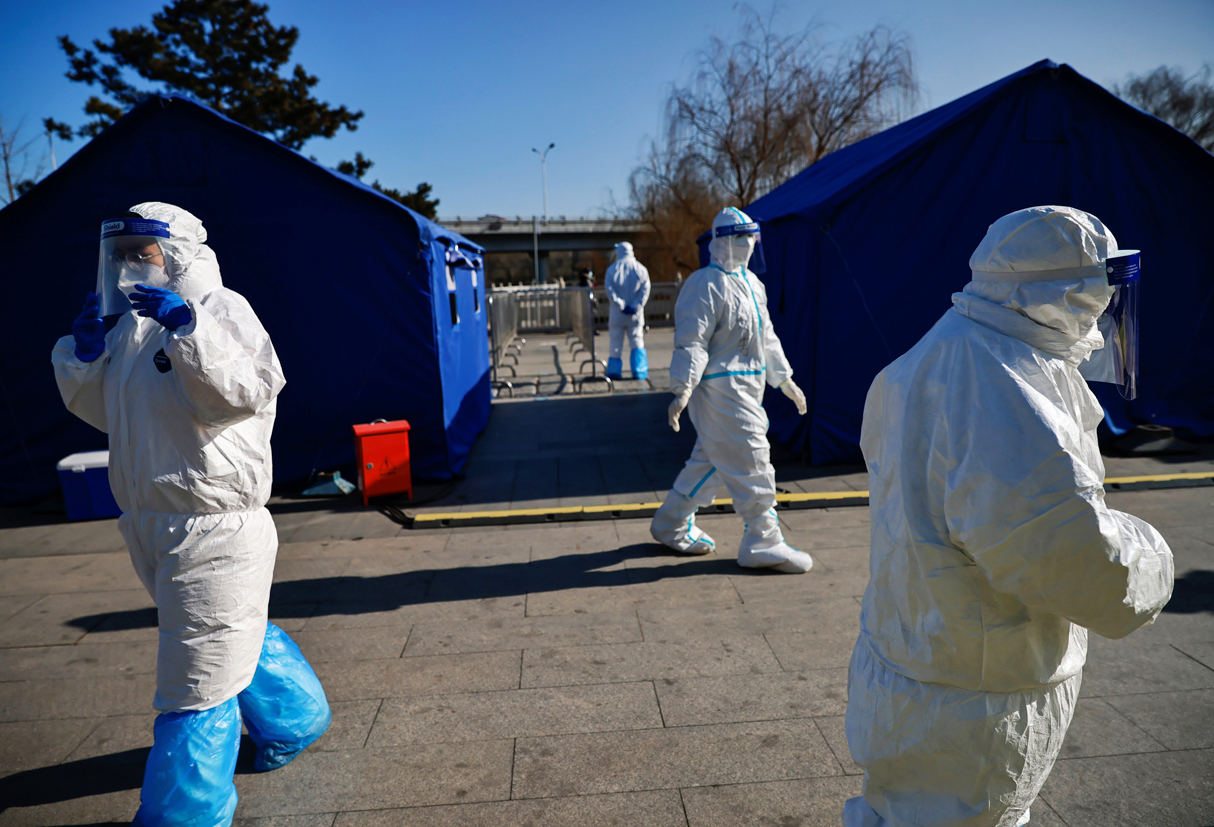 Panel critical of pandemic delays by China, WHO
