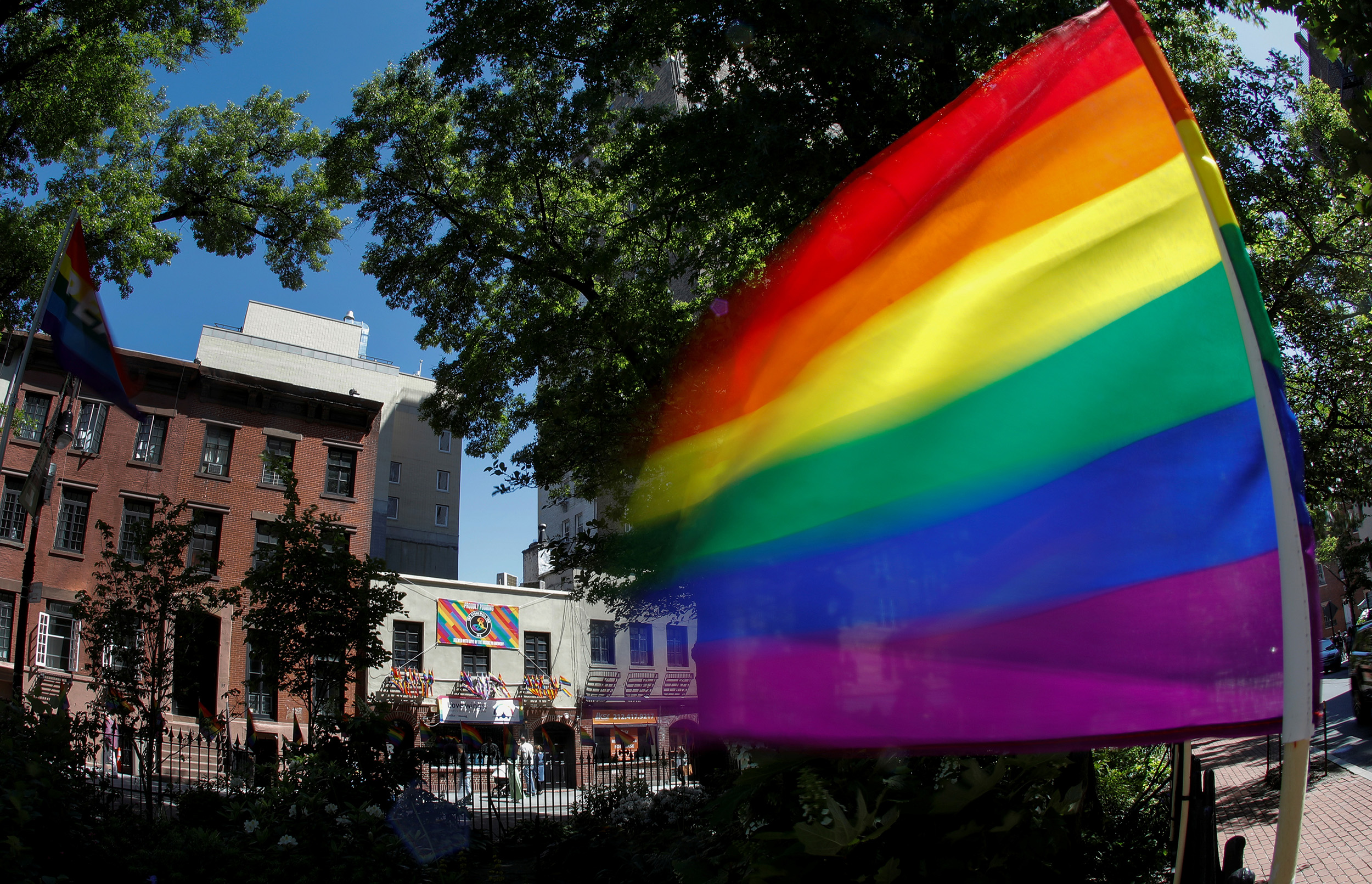 House of Representatives passes sweeping LGBTQ rights bill