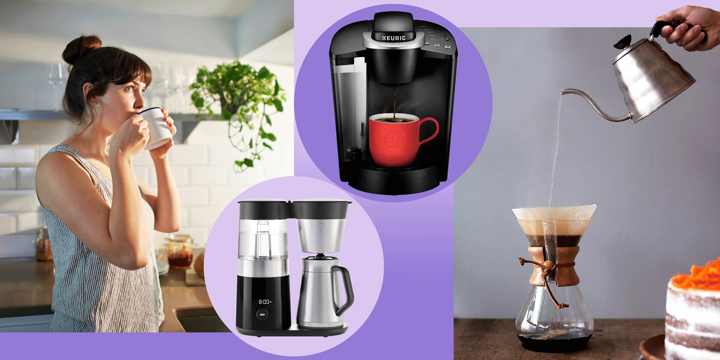 The 14 Best Coffee Makers And Coffee Grinders Of 2021