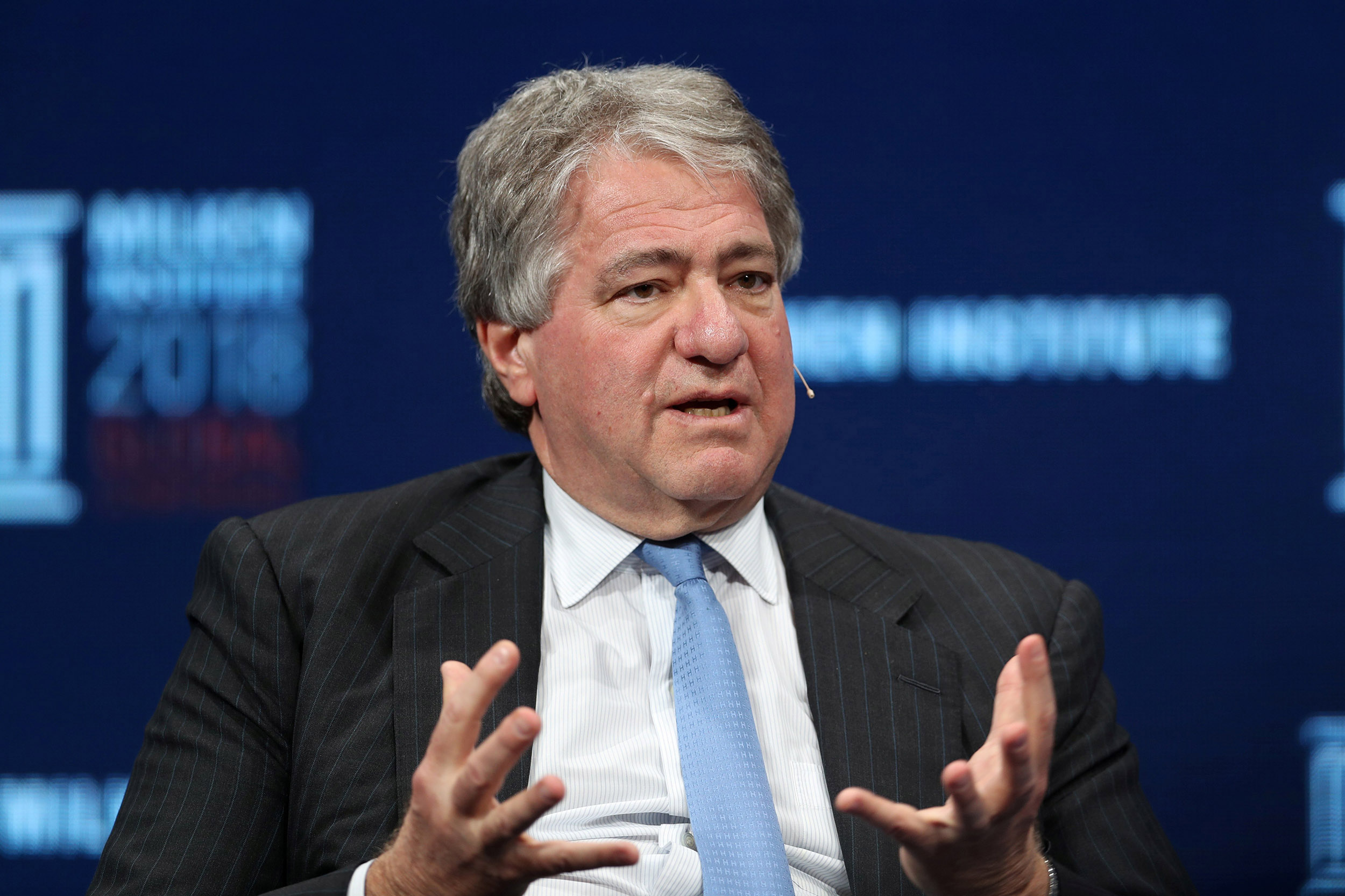 Leon Black, billionaire co-founder and CEO of Apollo hedge fund, steps down after review of ties to Epstein
