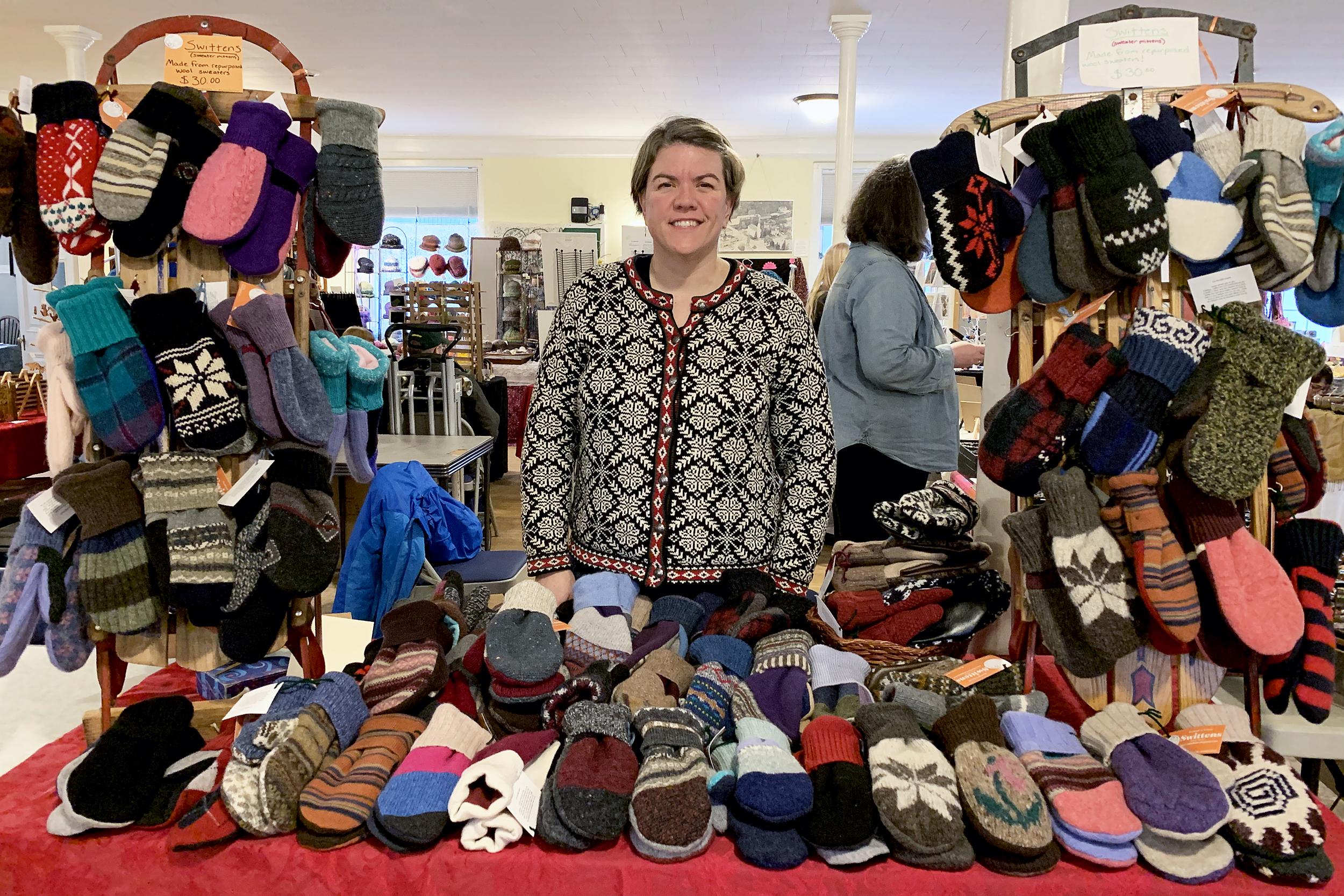 Meet the Vermont teacher behind Bernie Sanders' viral mittens