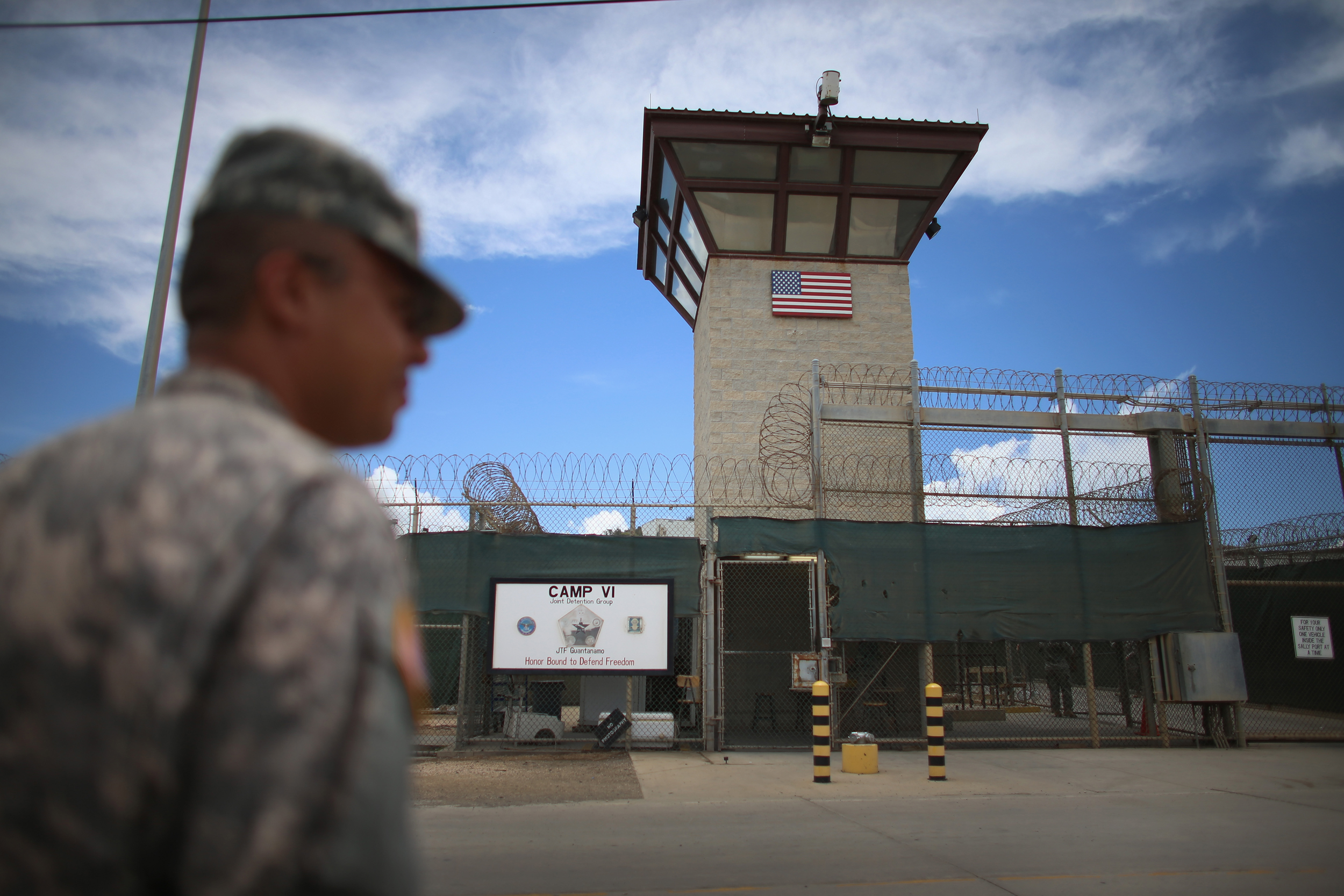 'The system is set up to fail': 20 years on, 9/11 mastermind still awaits Guantanamo trial