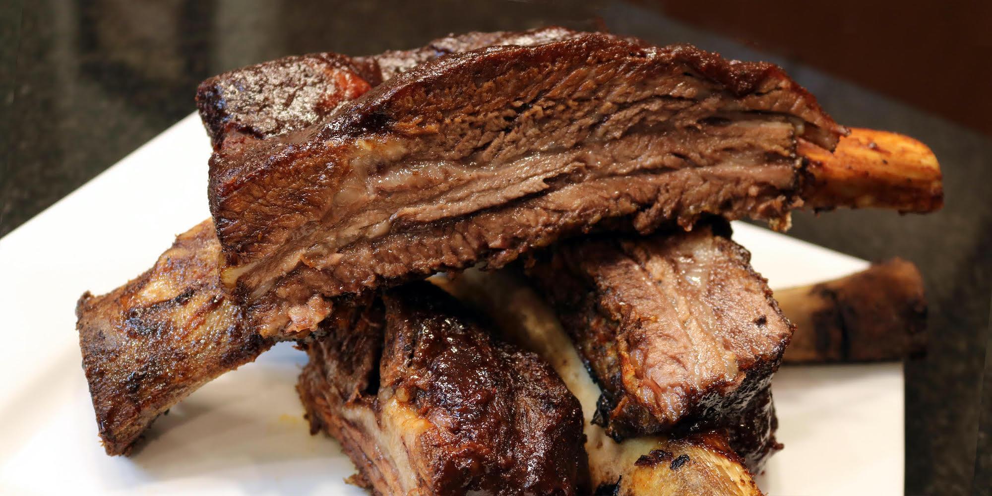Big Game Beef Ribs Recipe
