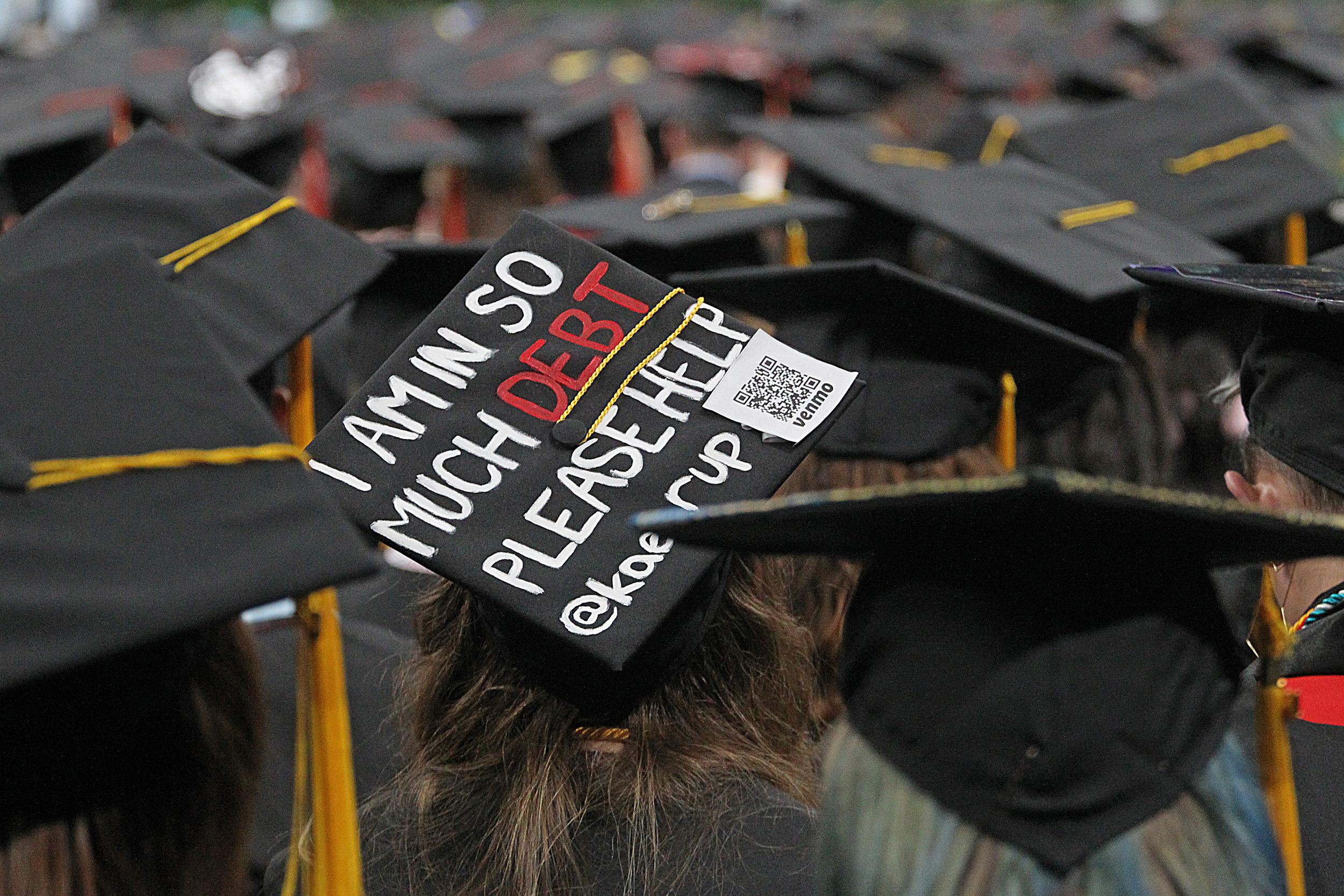 Most Black voters support eliminating student loan debt, new survey finds