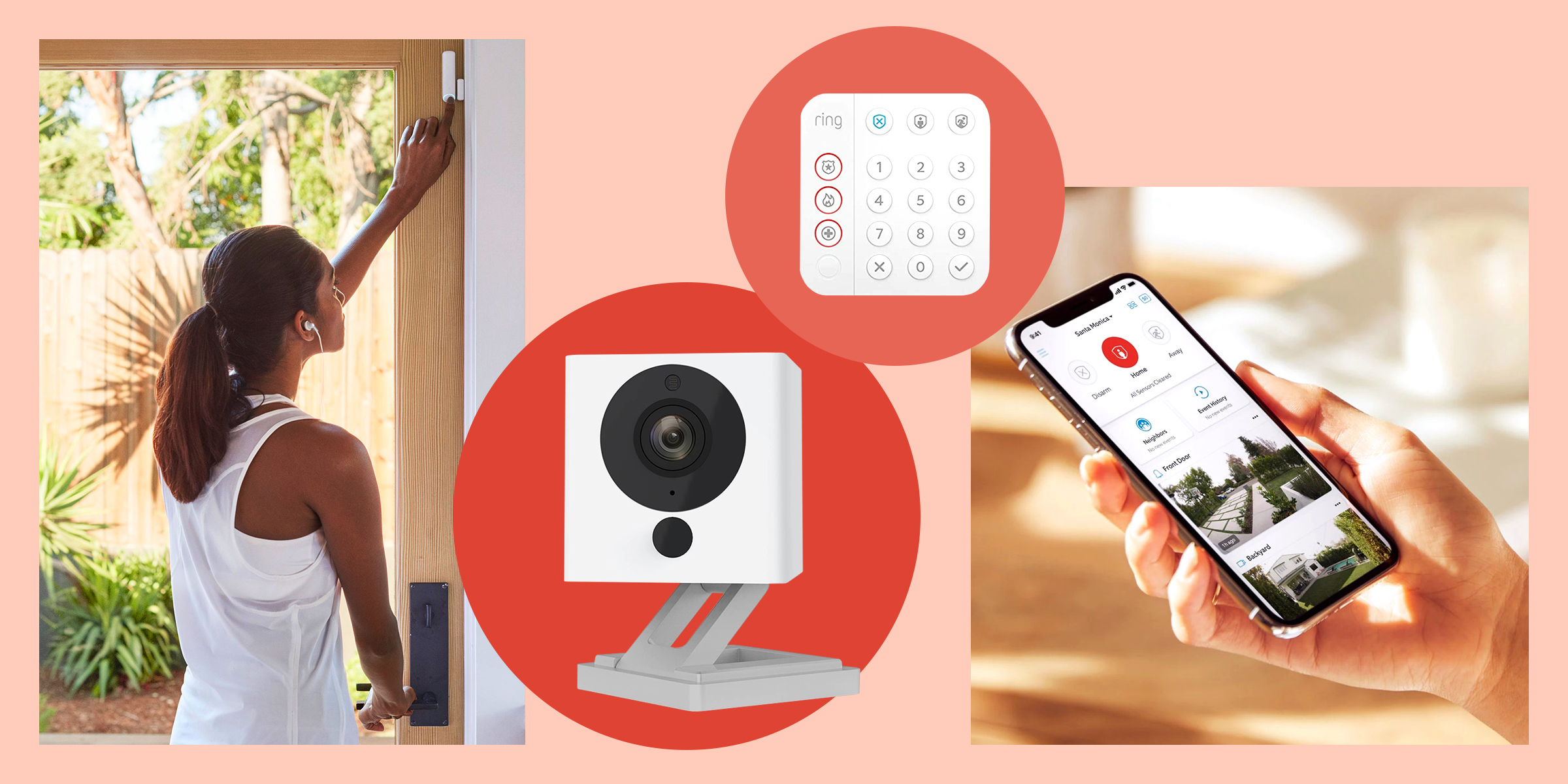 The 5 best home security systems of 2021