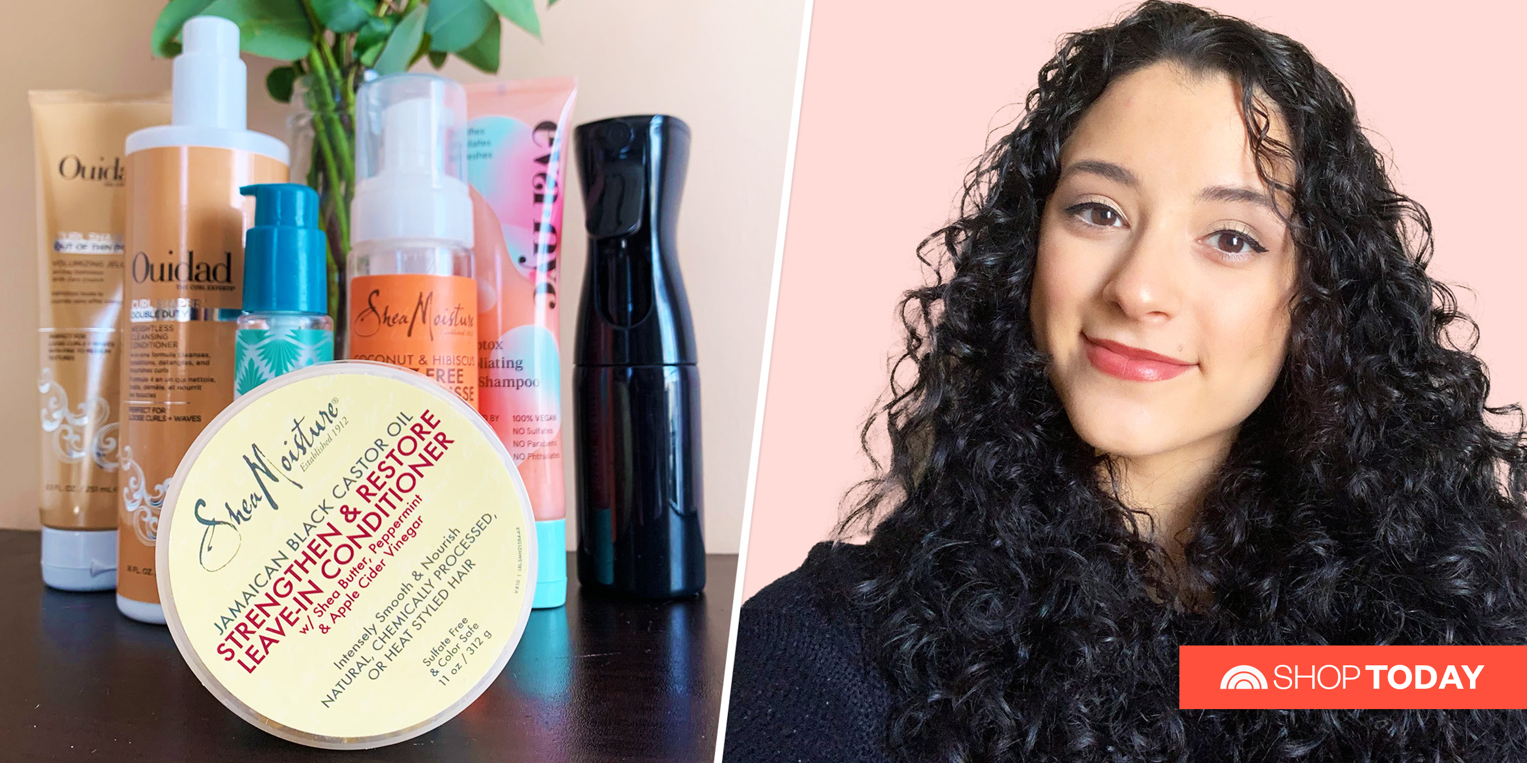 20 best hair products for curly hair in 20   TODAY