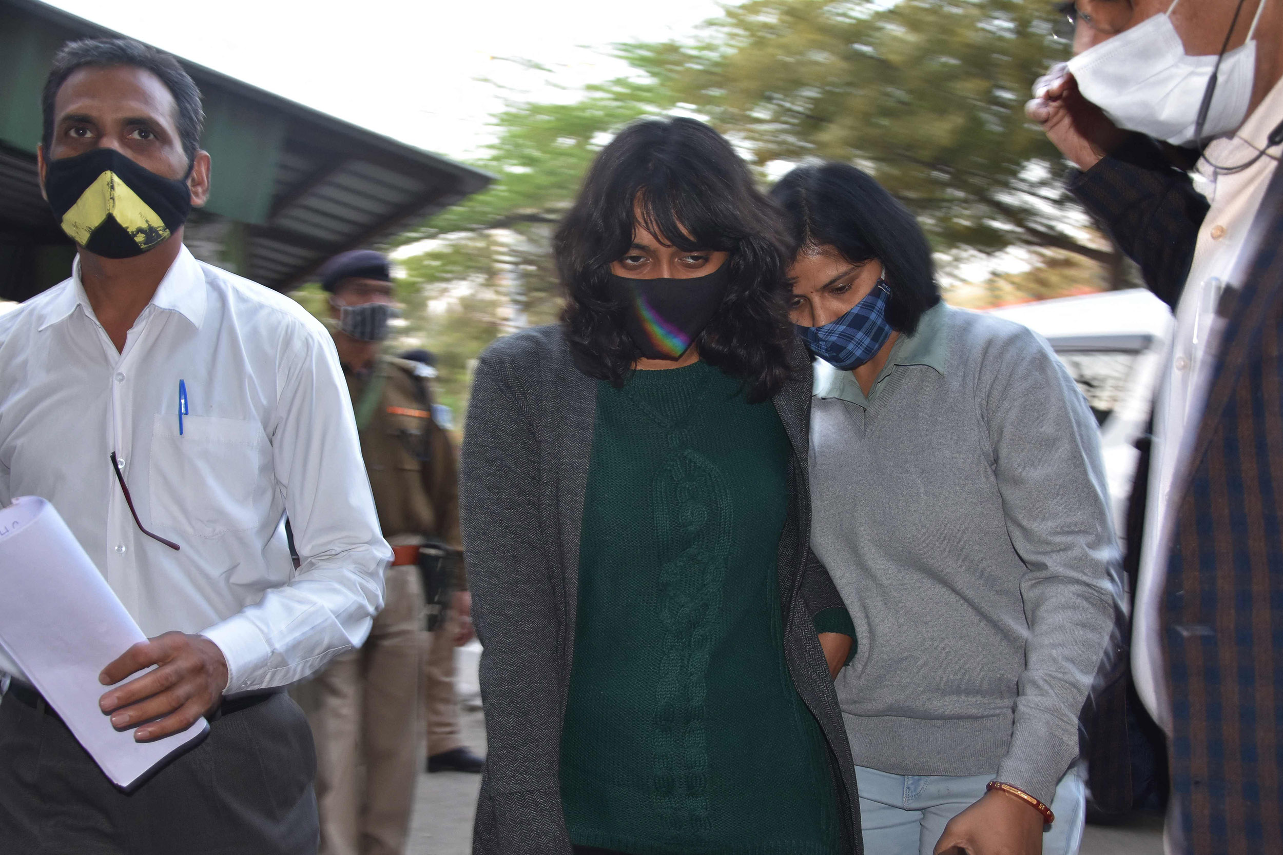 Climate-activist-who-became-symbol-of-India's-crackdown-on-dissent-granted-bail