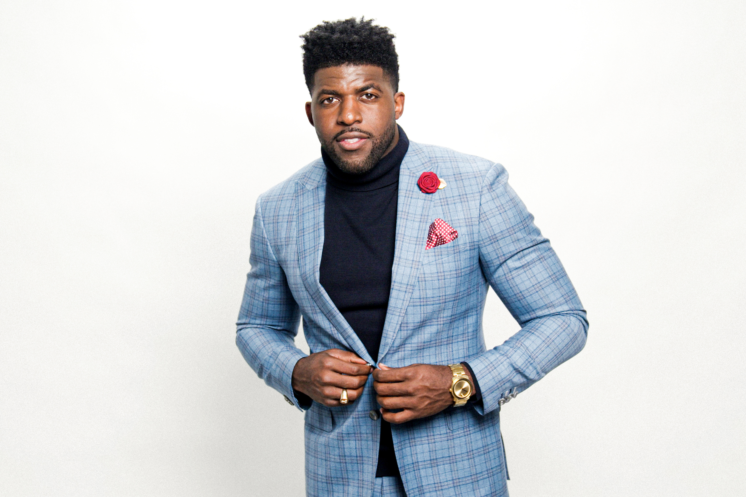 "Emmanuel Acho to Replace Chris Harrison on ""The Bachelor: After the Final Rose"" After Racism Controversy"