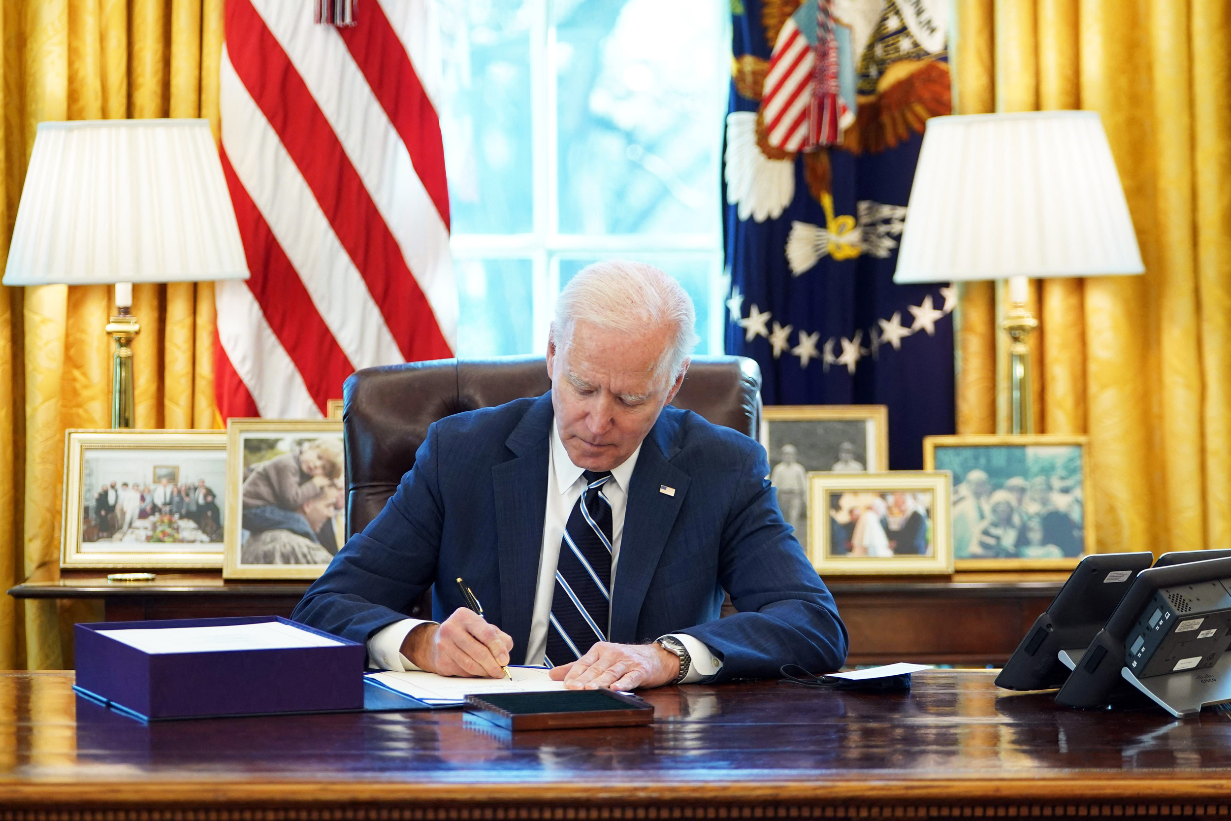 President Biden to Entertainment Help us Beat COVID
