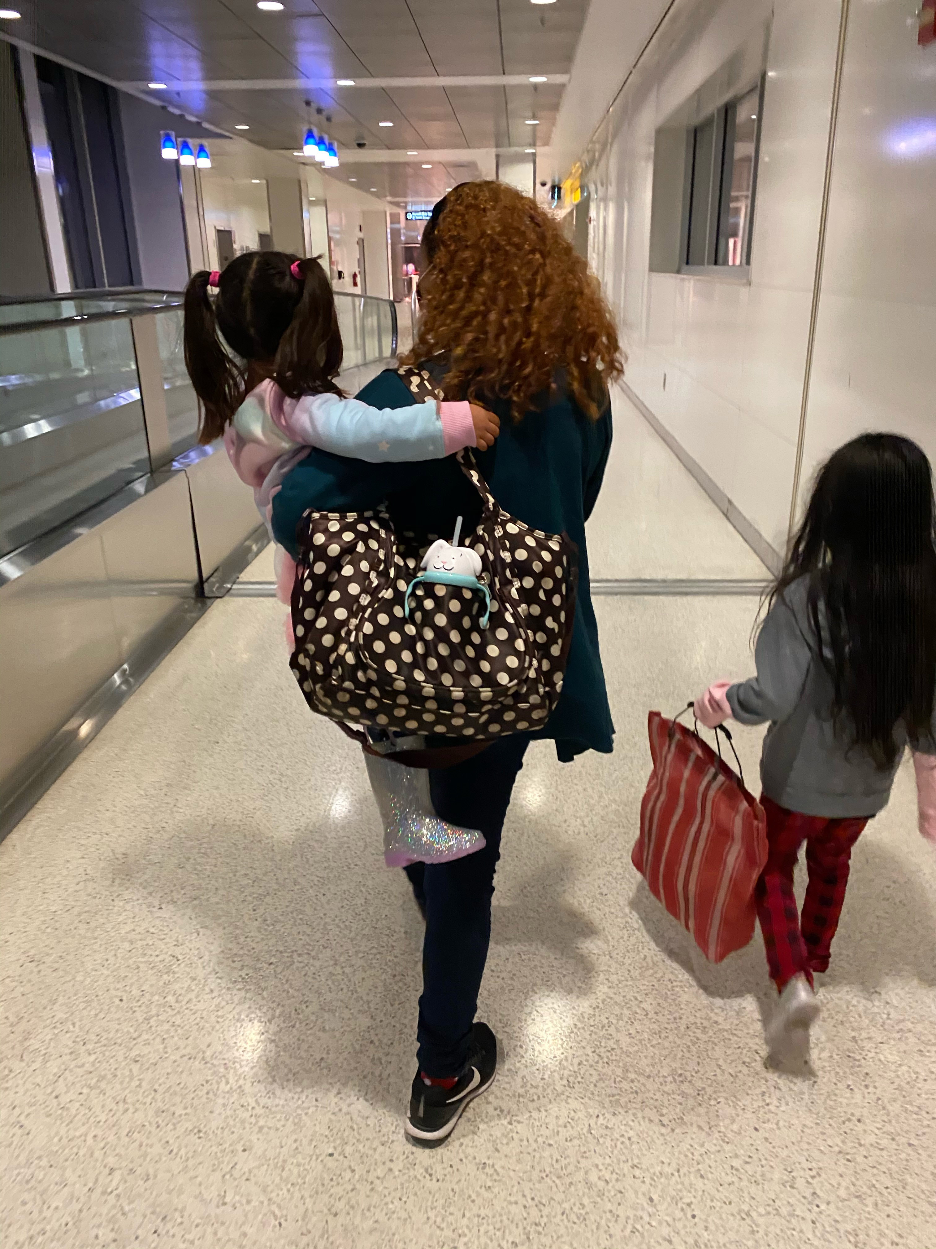 Traveling Across Border With Child