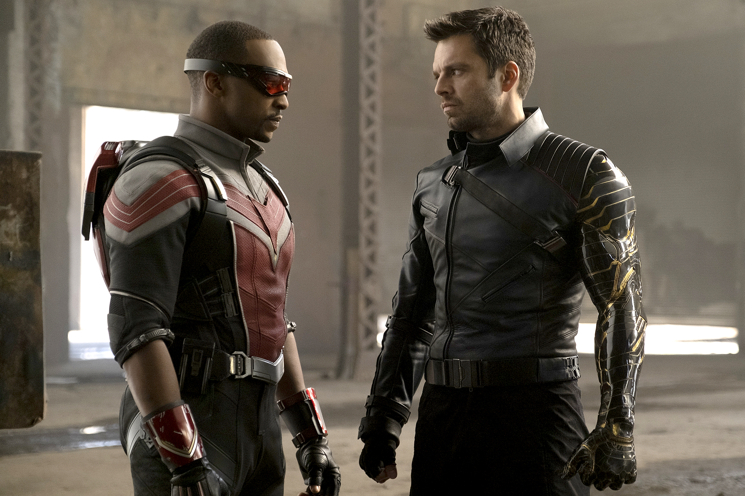 Disney+ series 'The Falcon and The Winter Soldier' avoids America's tougher  realities
