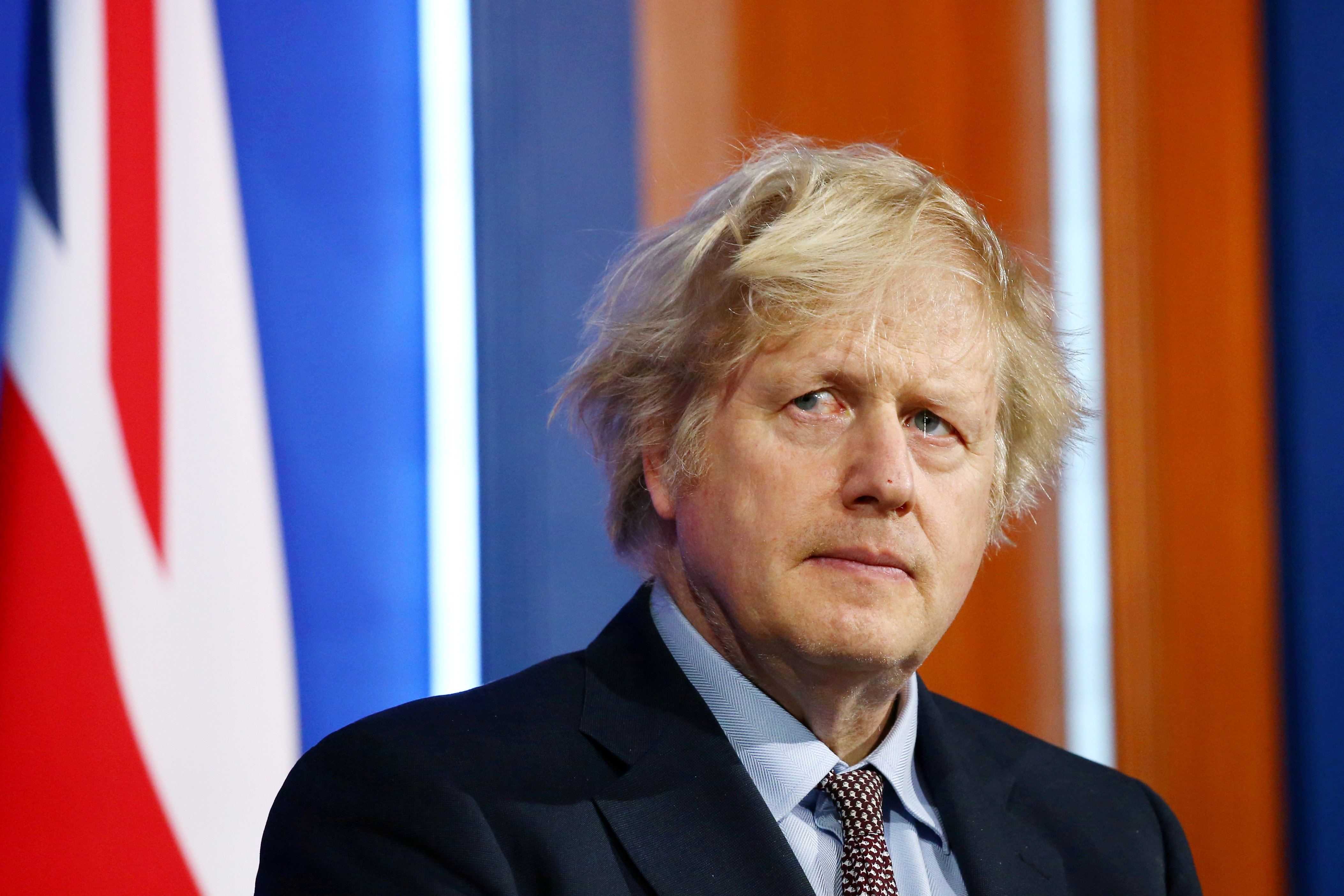 Boris Johnson launches mass testing program as U.K. economy reopens