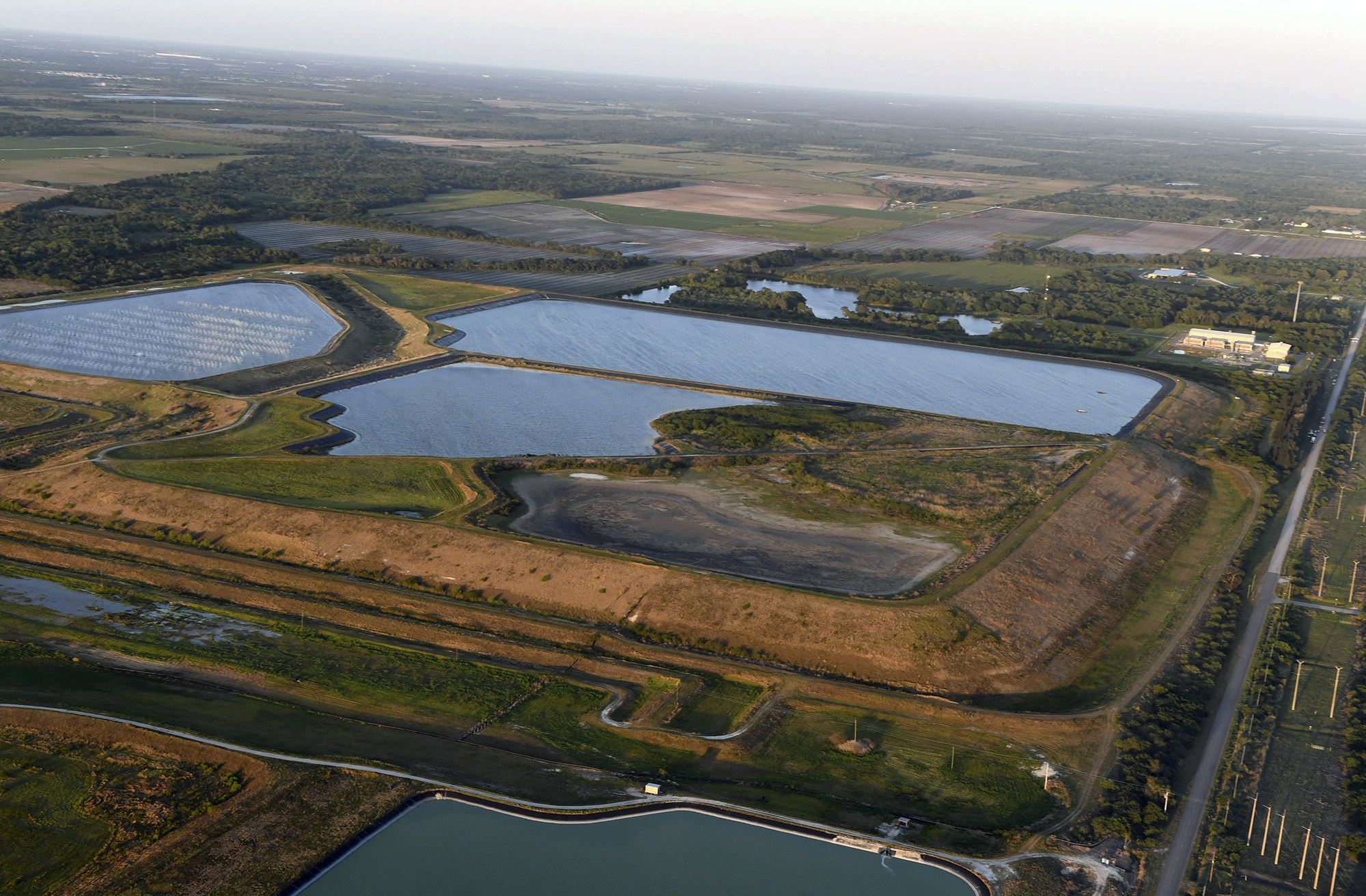 Florida reservoir leaking toxic wastewater demonstrates decades of  regulatory failure, environmental activists say