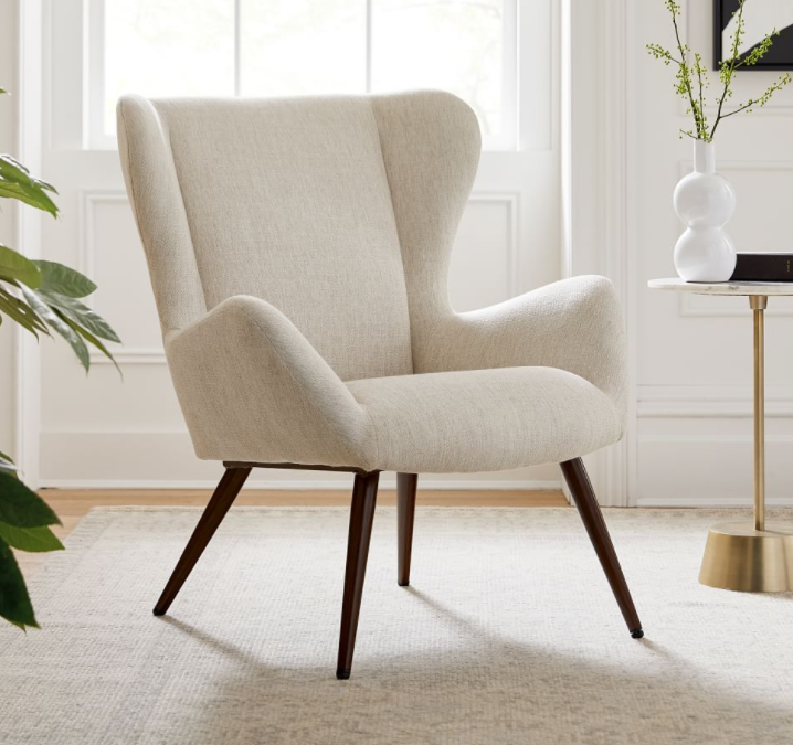 14 Best Accent Chairs To Spruce Up Your, Living Room Chair