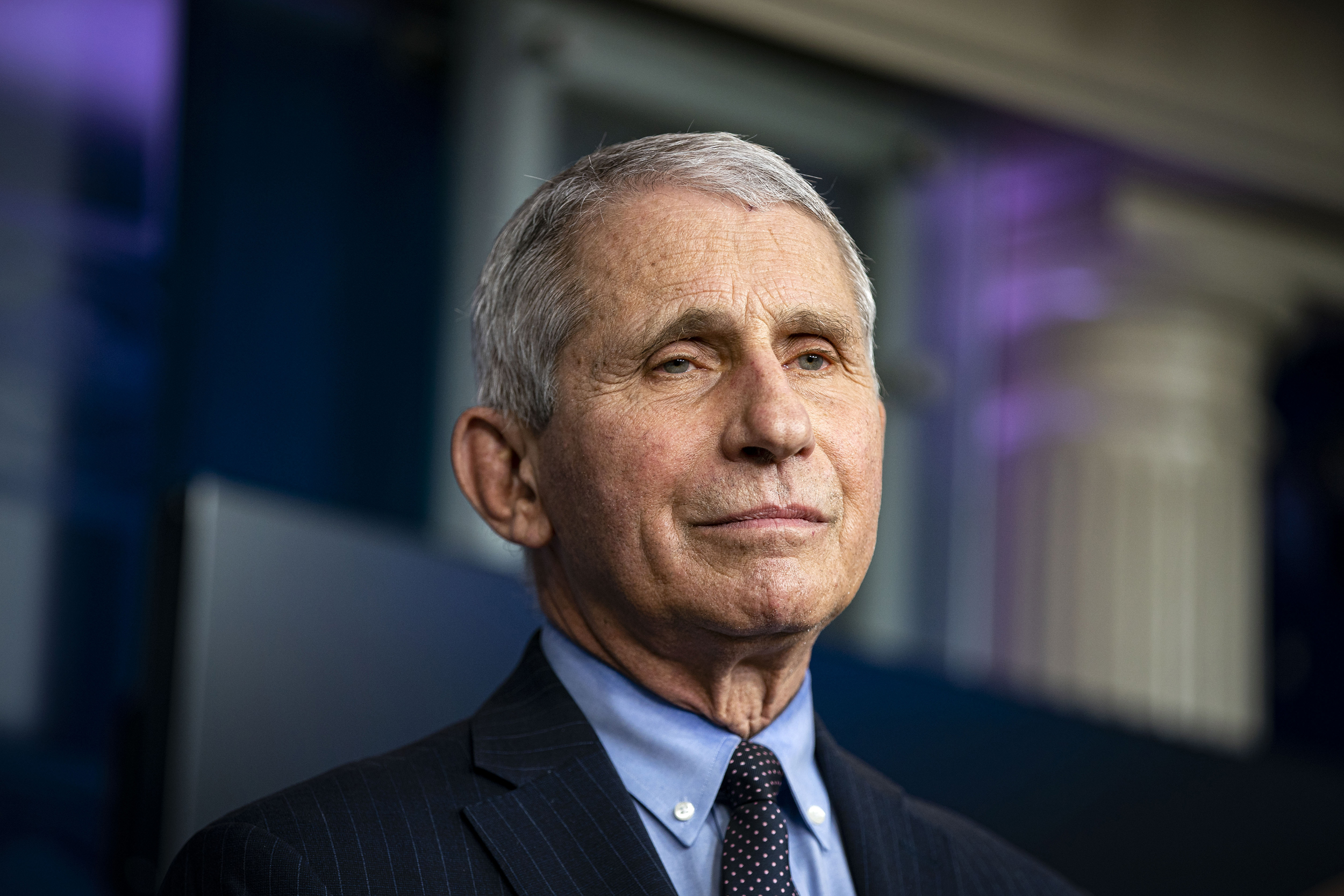 Man charged with sending threatening emails to Dr. Anthony Fauci and NIH chief
