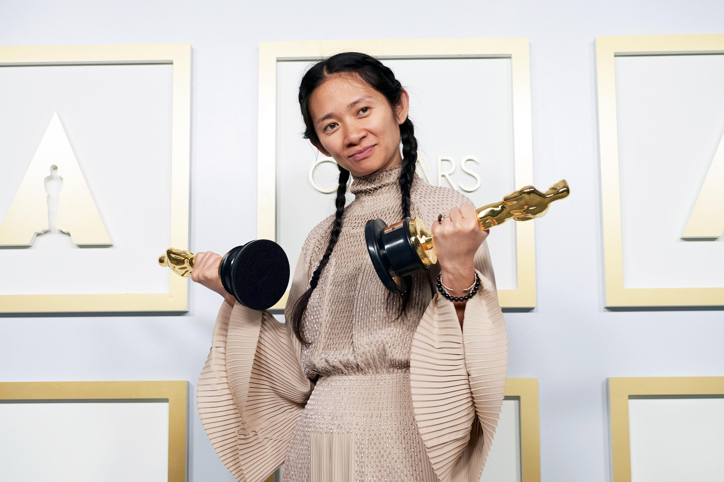 Oscars 2021: China celebrates Chloé Zhao and 'Nomadland' wins — unofficially